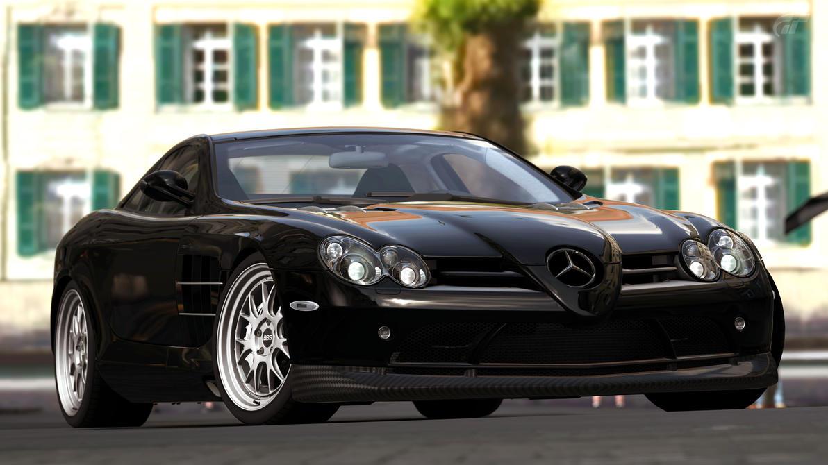 2009 Mercedes Benz SLR Mclaren (Gran Turismo 5) By Vertualissimo ...