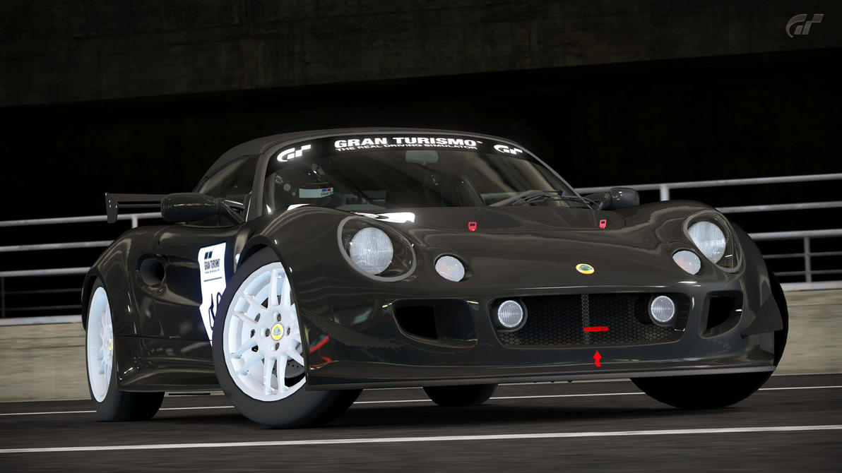 1996 lotus elise rm gran turismo 5 by vertualissimo on deviantart. Black Bedroom Furniture Sets. Home Design Ideas