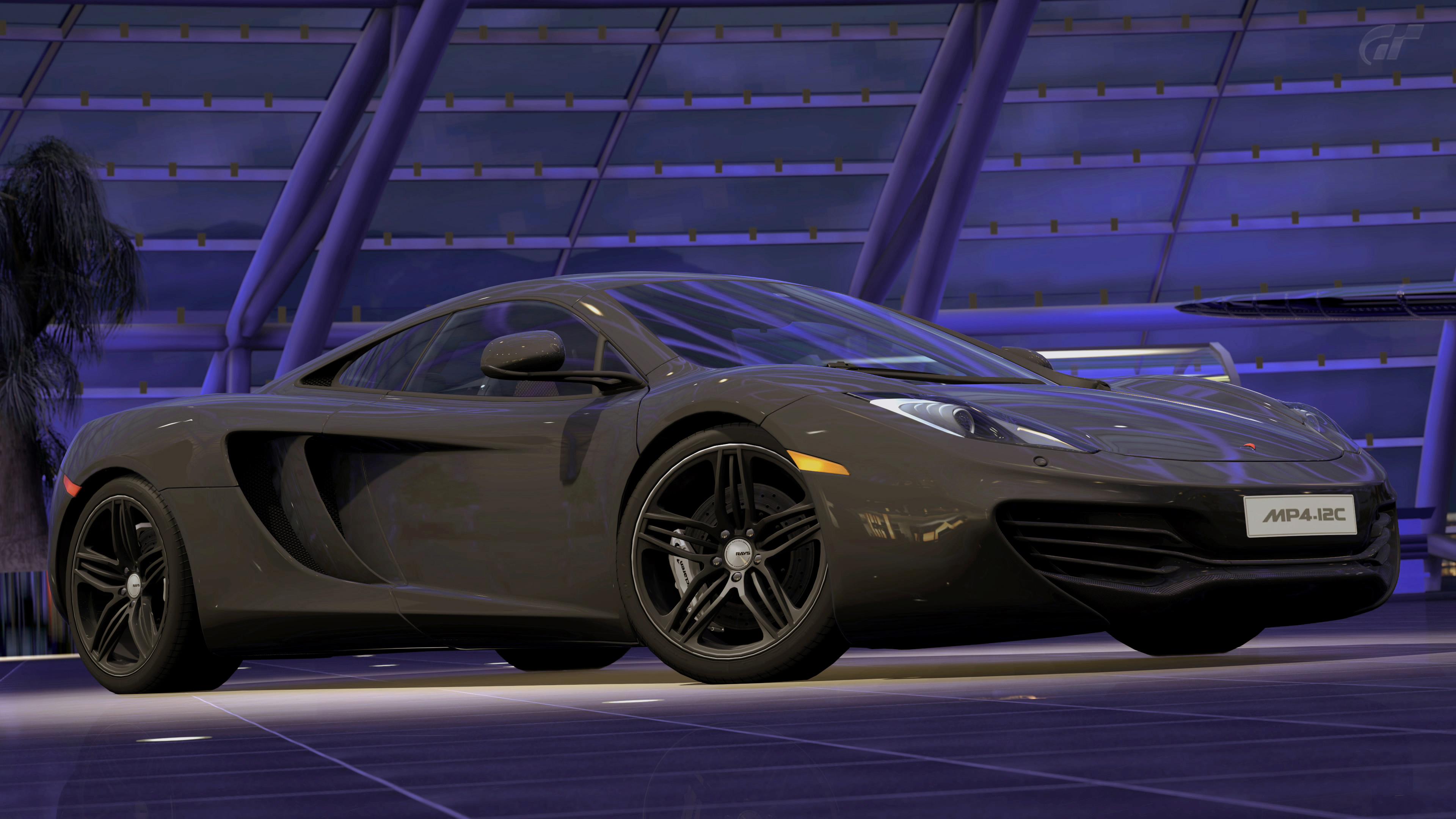 2010 Mclaren MP4-12C (Gran Turismo 5) by Vertualissimo