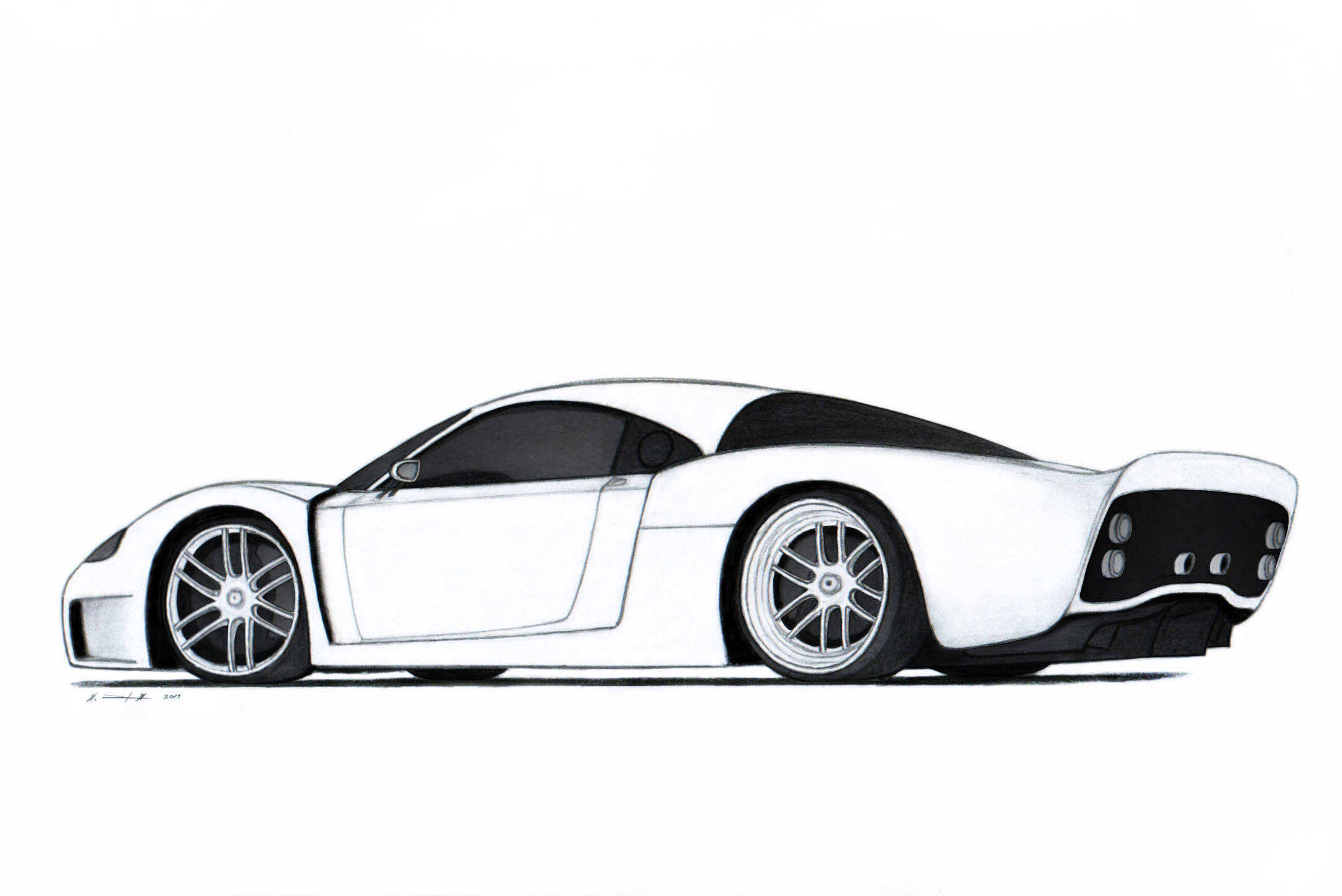 The Supercar By Vertualissimo On Deviantart