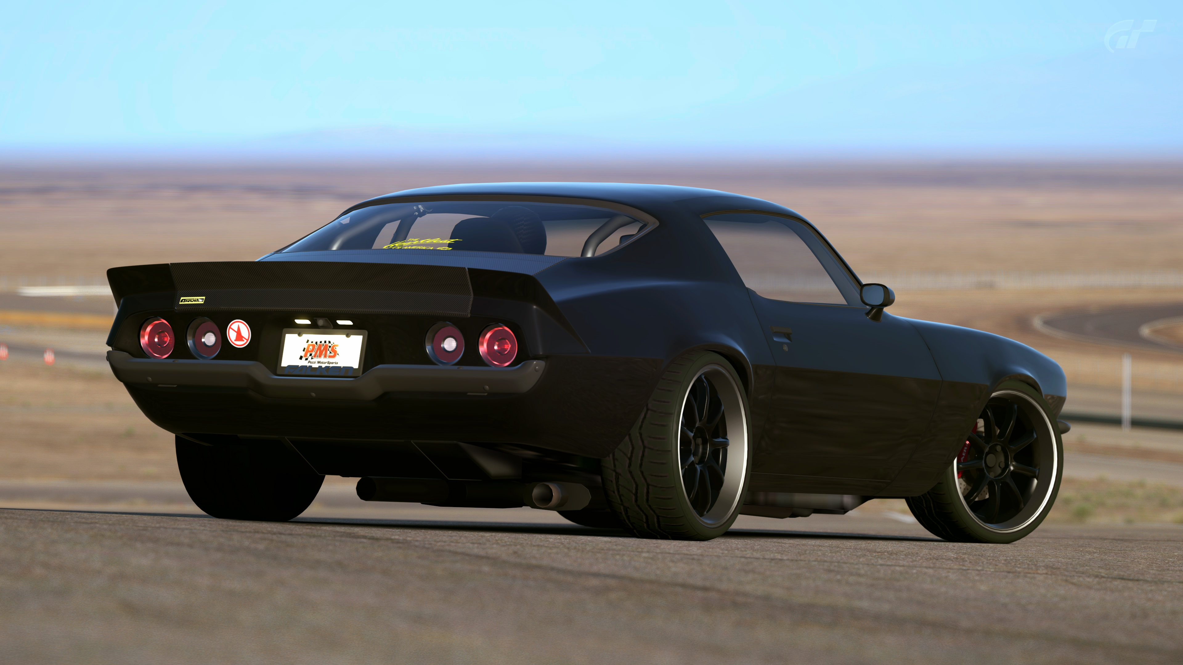 1971 Chevrolet Camaro RS Pro Touring GT6 by Vertualissimo on