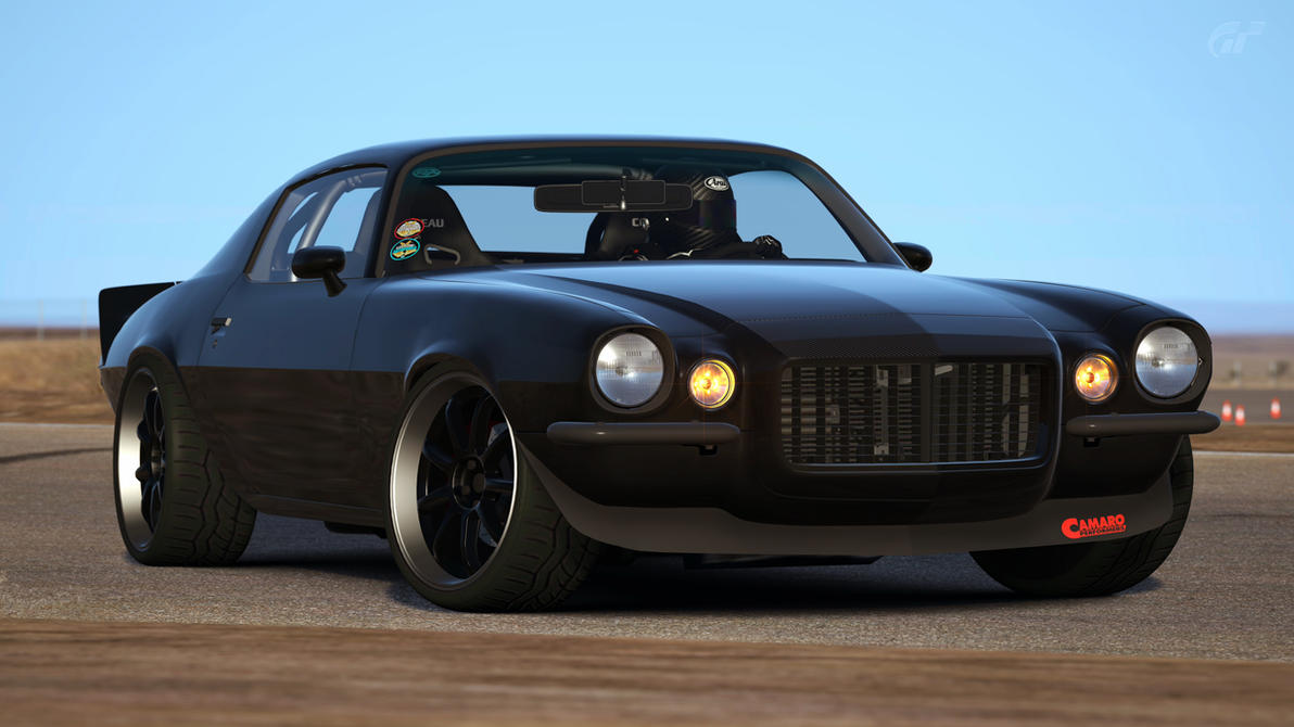 1971 Chevrolet Camaro Rs Pro Touring Gt6 By