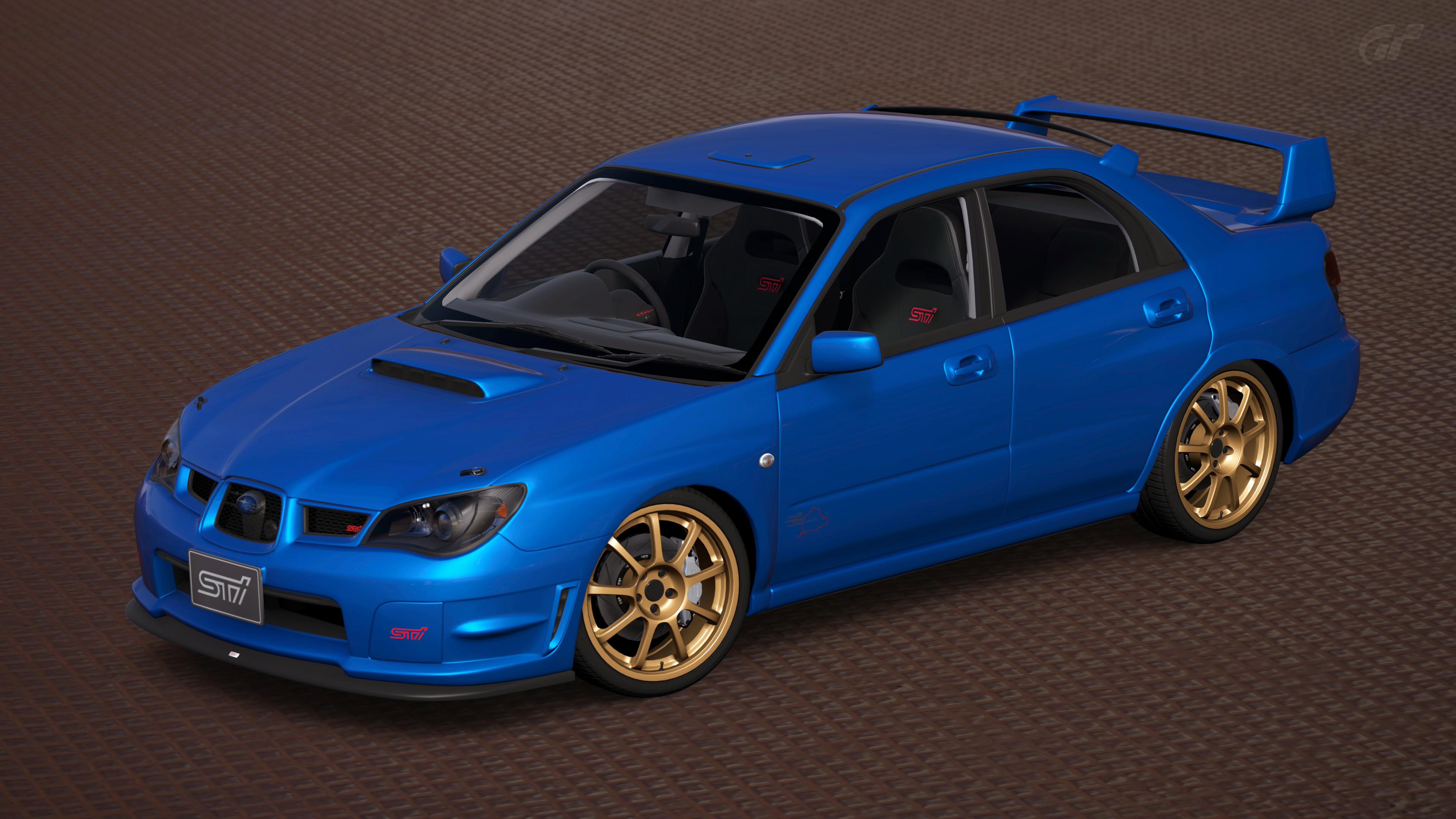 Subaru Impreza WRX STI Spec-C Type RA (GT6) by Vertualissimo on ...