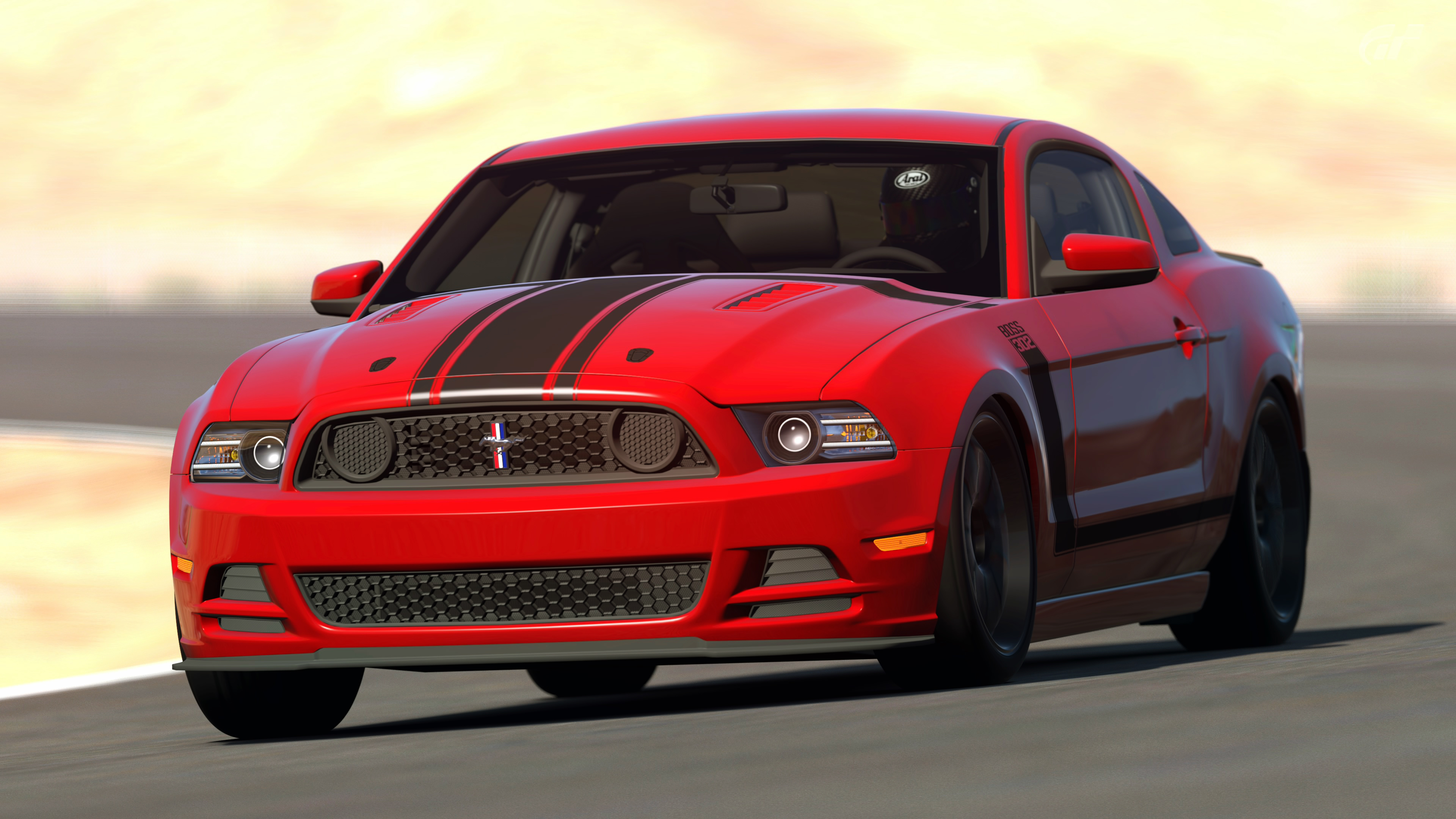 2013 ford mustang boss 302 gran turismo 6 by vertualissimo on deviantart. Black Bedroom Furniture Sets. Home Design Ideas