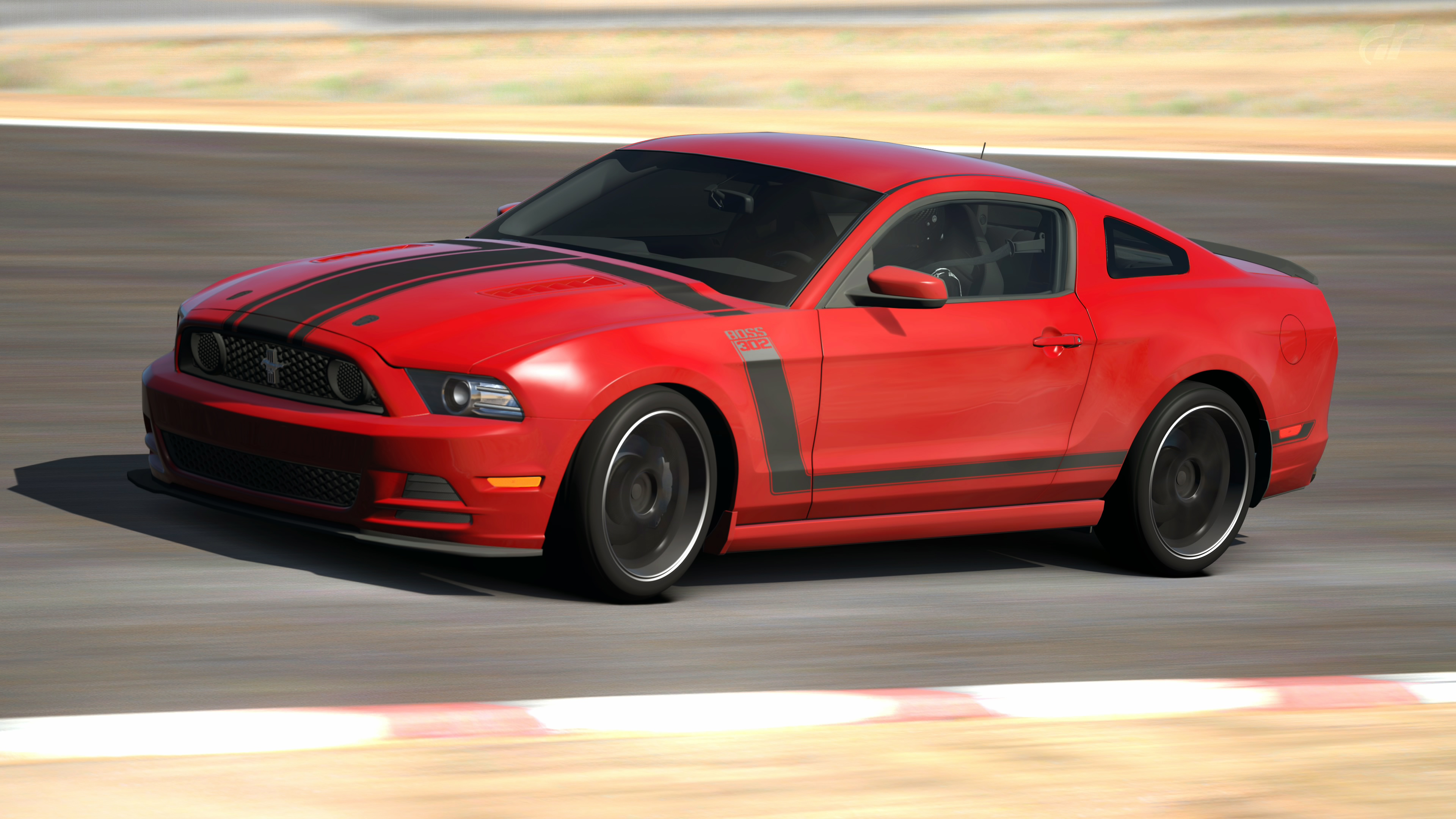 2013 Ford Mustang Boss 302 (Gran Turismo 6) by Vertualissimo on ...