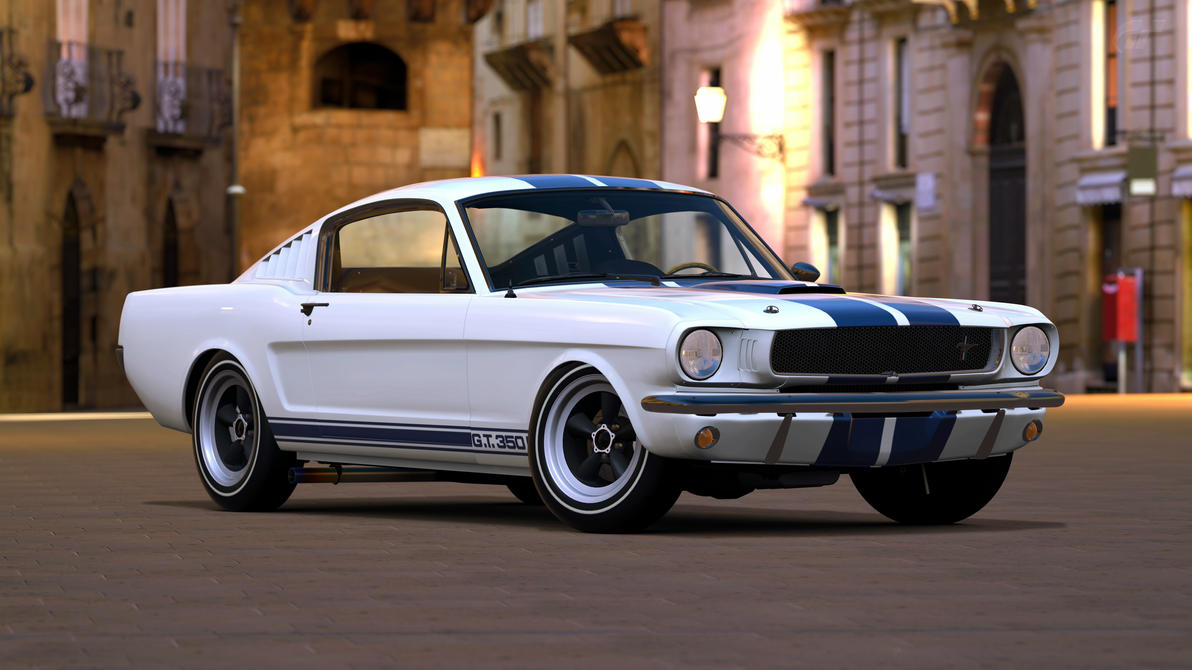 1965 Ford Mustang Shelby GT350 (Gran Turismo 6) by Vertualissimo on ...