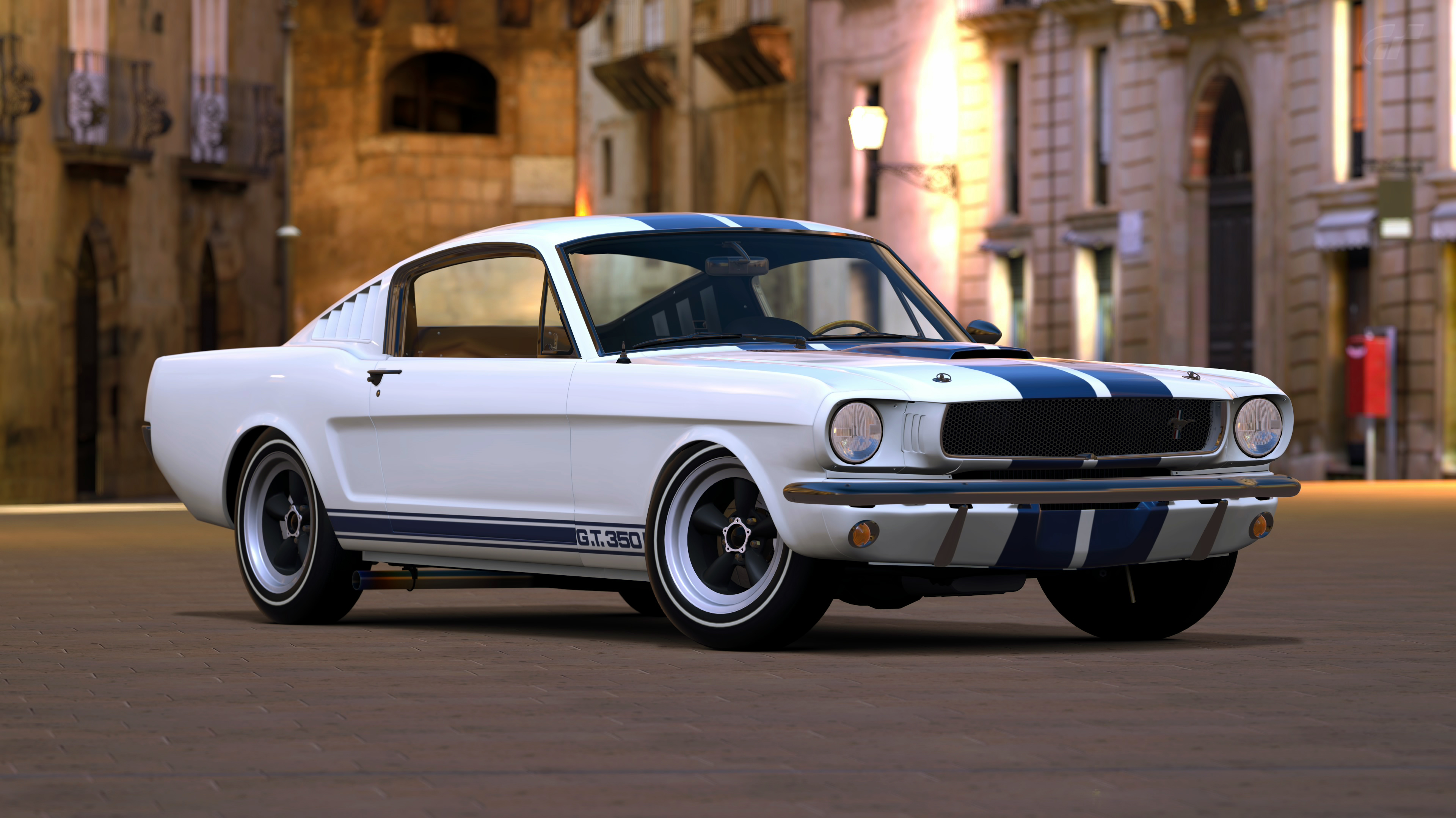 Ford mustang shelby gt350 1965r