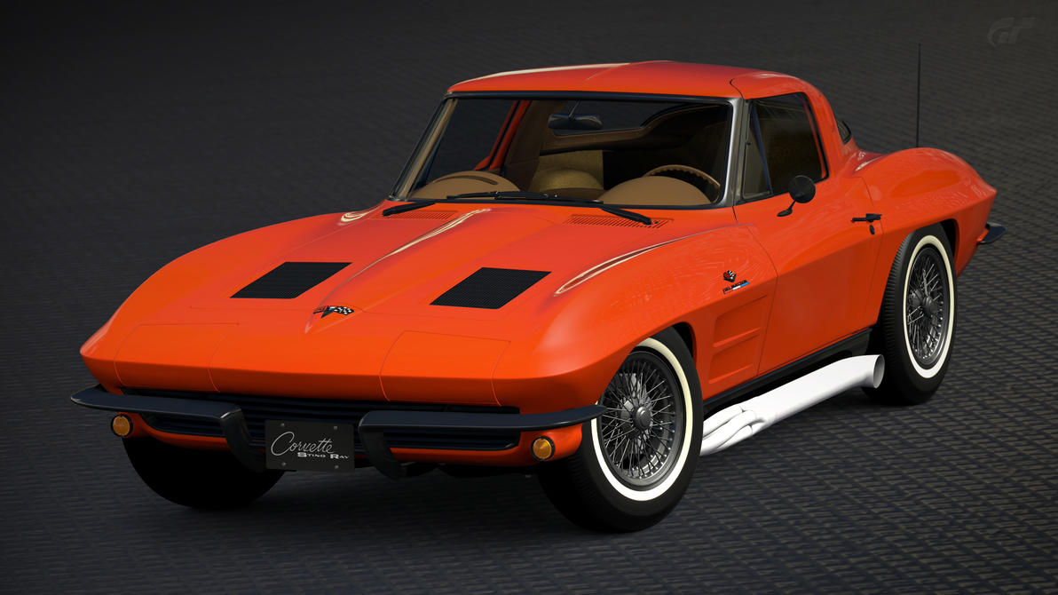 1963 chevrolet corvette sting ray c2 gt6 by vertualissimo on. Cars Review. Best American Auto & Cars Review