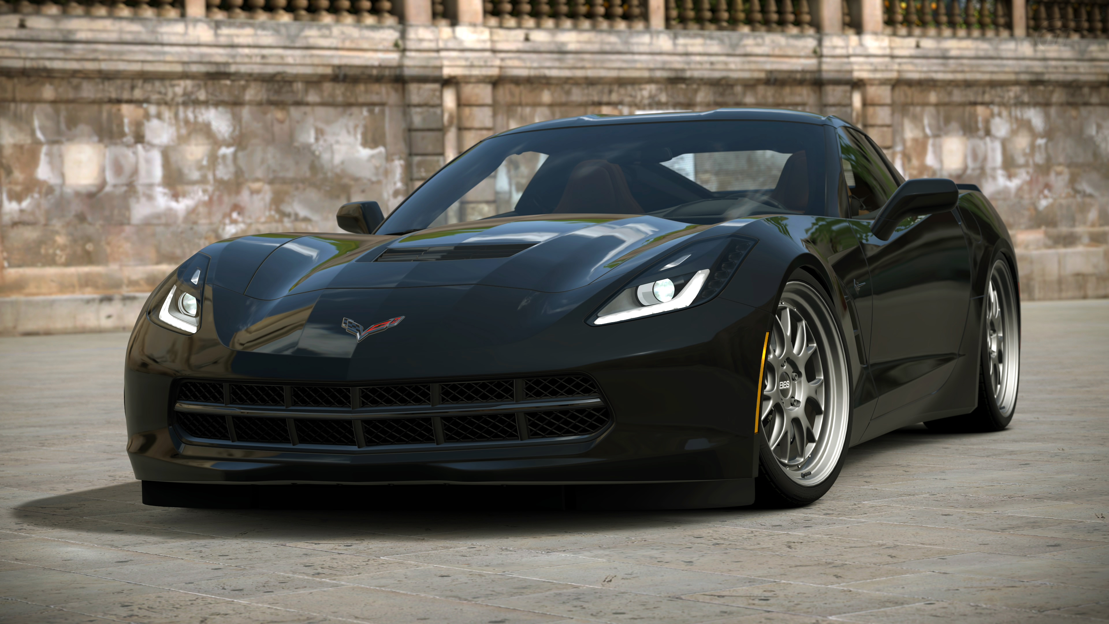 2014 Chevrolet Corvette Stingray C7 Gt6 By Vertualissimo