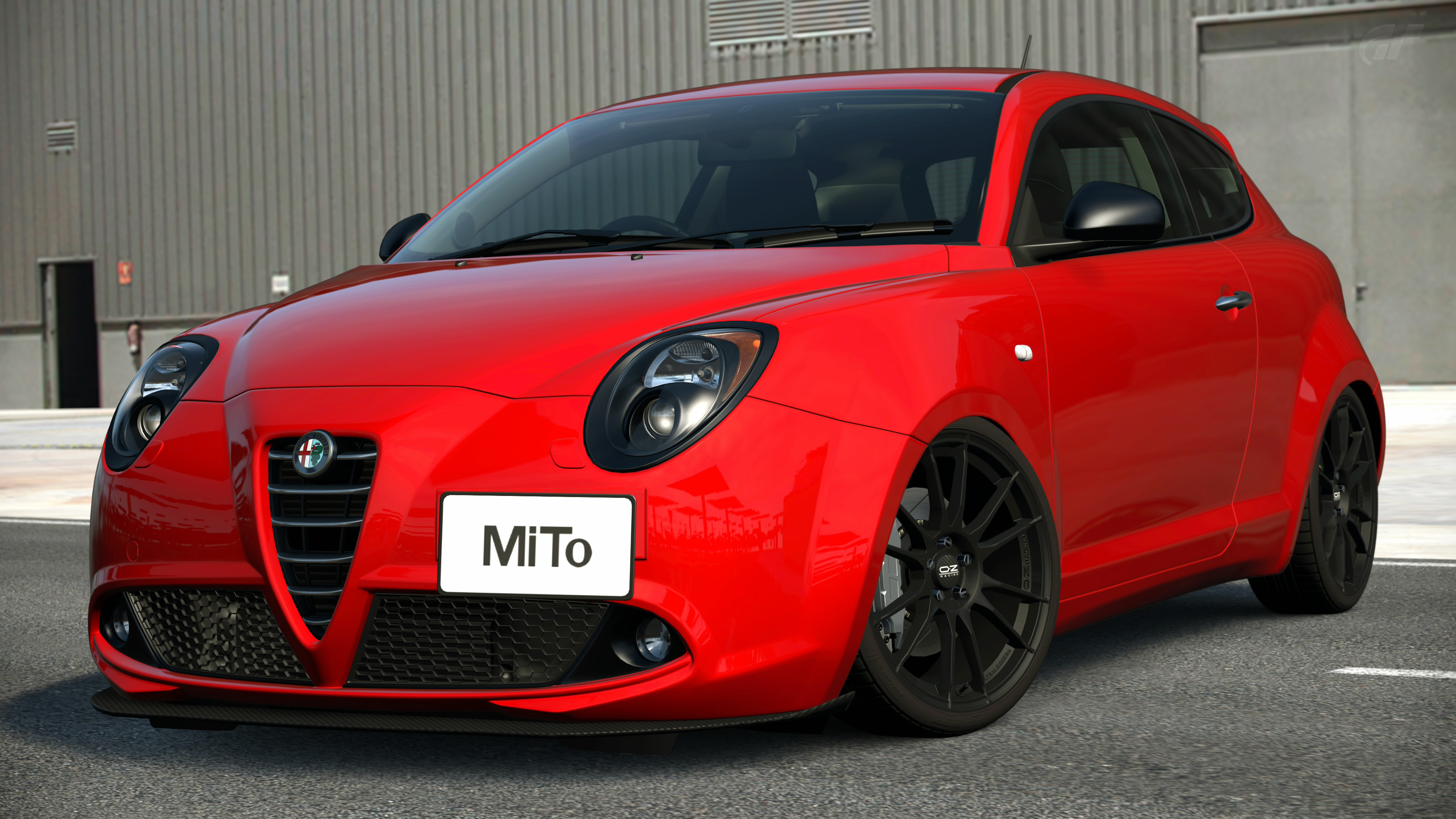 alfa romeo mito 1 4t sport gran turismo 6 by vertualissimo on deviantart. Black Bedroom Furniture Sets. Home Design Ideas