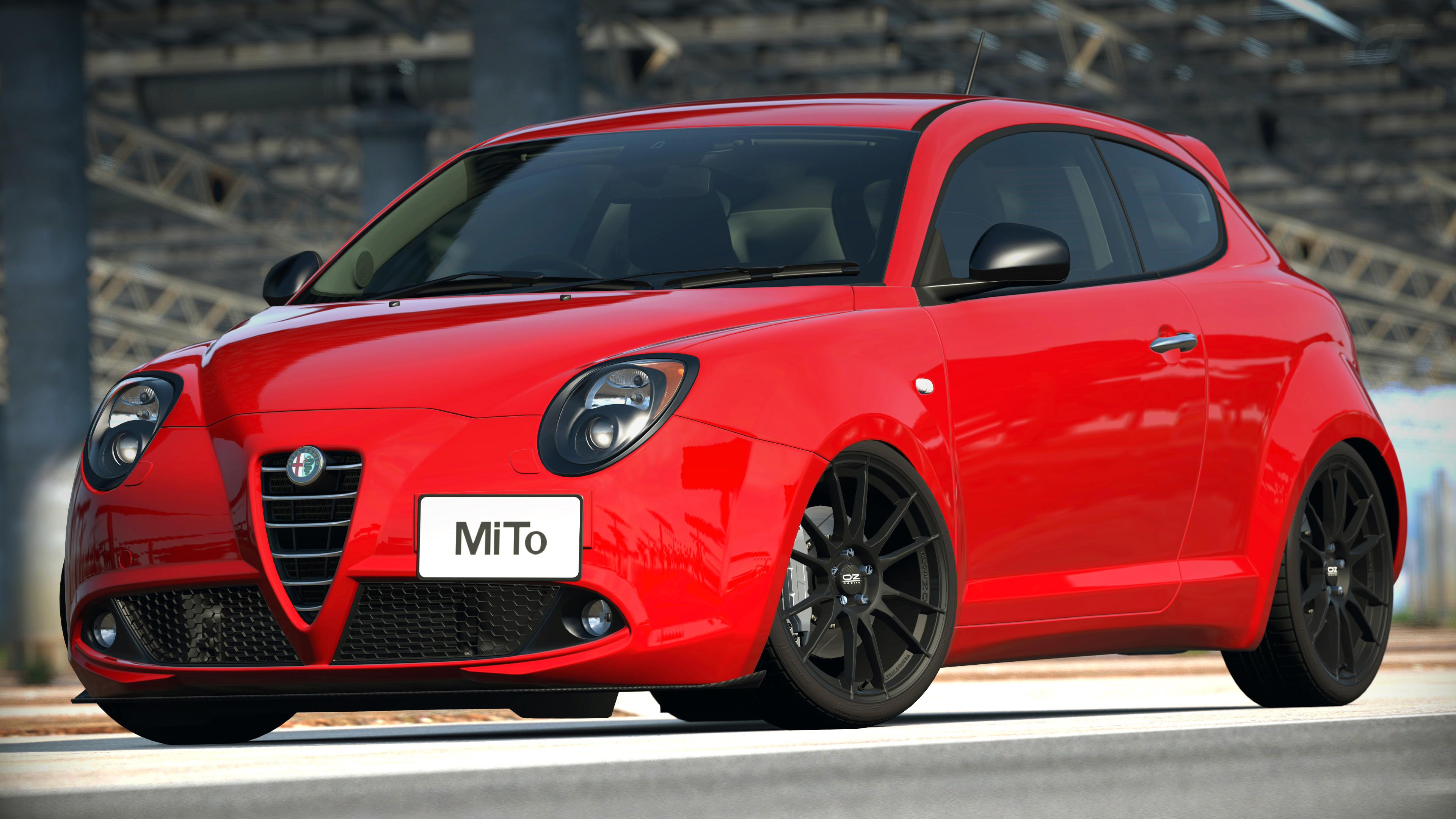 Gran Turismo 6 Alfa Romeo Mito Sport Modifications