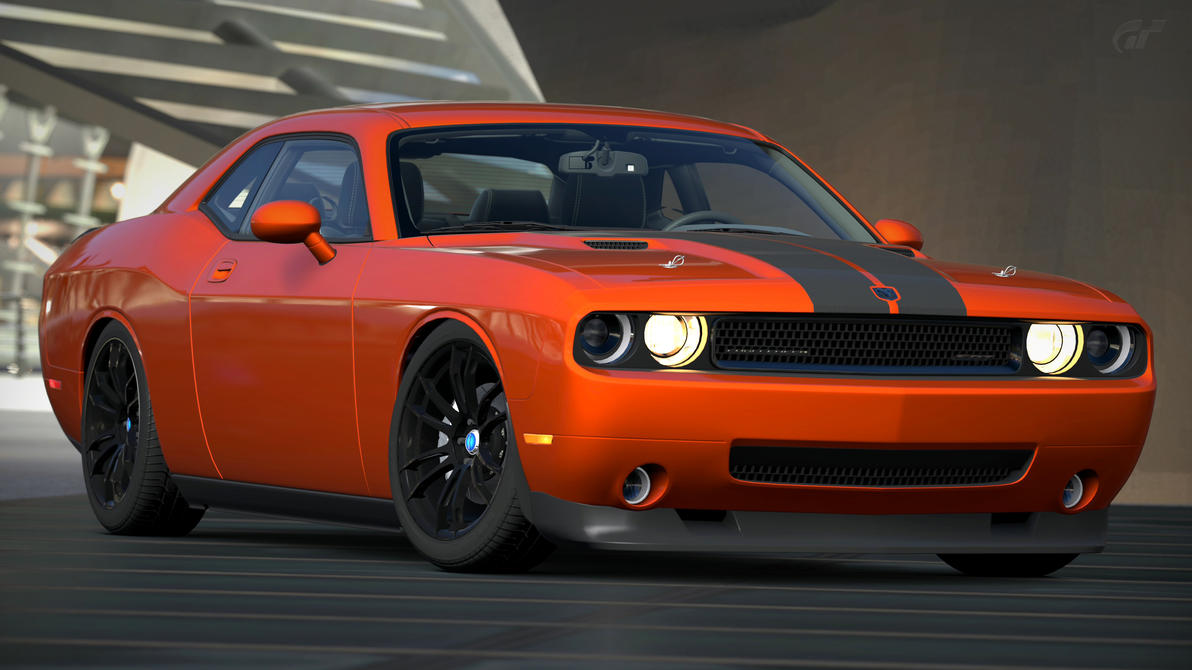 2008 Dodge Challenger SRT8 (Gran Turismo 6) by Vertualissimo on ...