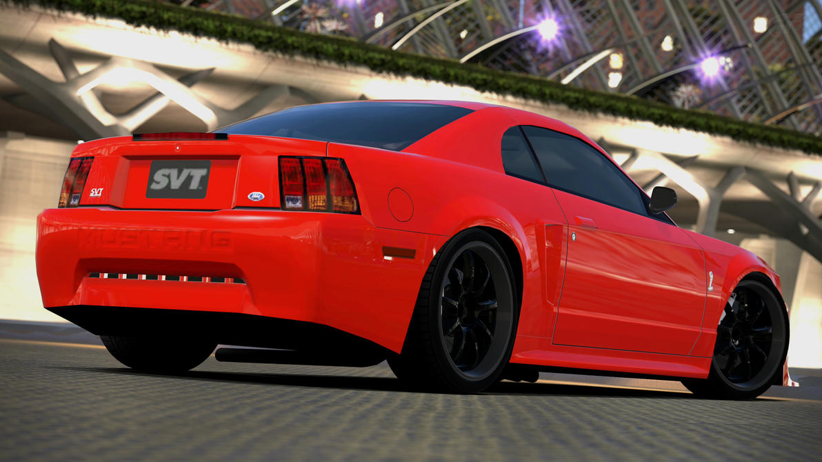 2000 Ford Mustang Svt Cobra R Gran Turismo 6 By