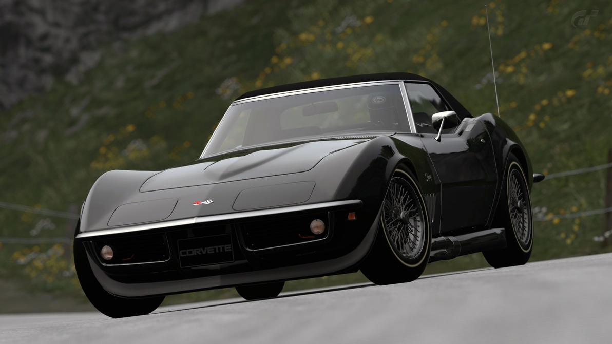 Corvette Stingray Top Speed >> 1969 Chevy Corvette Stingray C3 Convertible (GT6) by ...