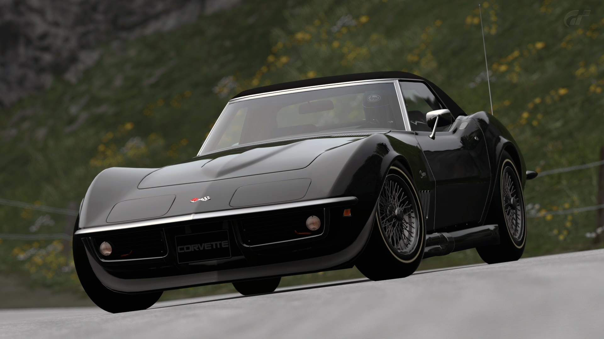 A Diagram Of Corvette Car Download Wiring Diagrams Gt6 1969 Chevy Stingray C3 Convertible By Vertualissimo Rh Deviantart Com Headlight