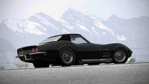 1969 Chevy Corvette Stingray C3 Convertible (GT6)