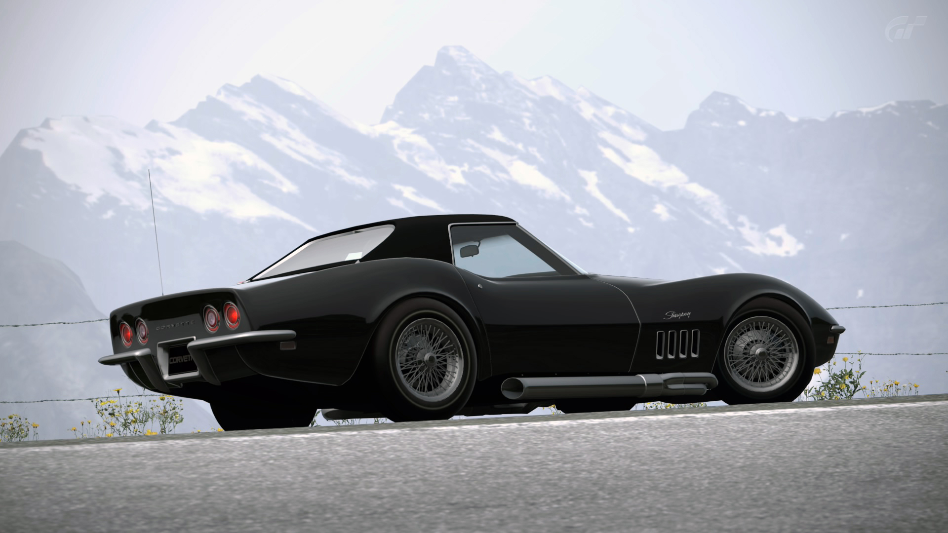 1969 chevy corvette stingray c3 convertible gt6 by vertualissimo on. Cars Review. Best American Auto & Cars Review