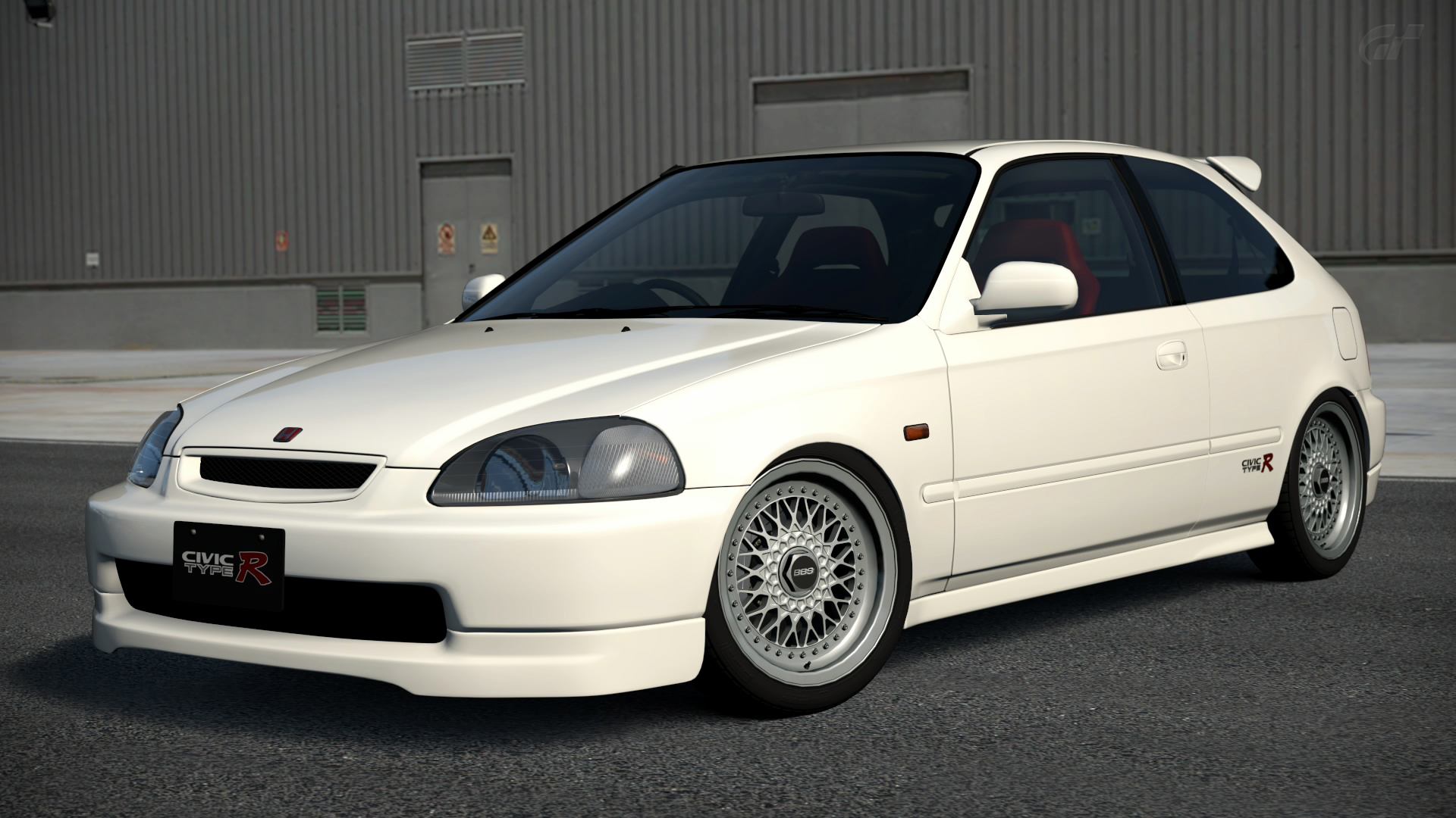 Honda Civic Type-R (Gran Turismo 6) by Vertualissimo on DeviantArt