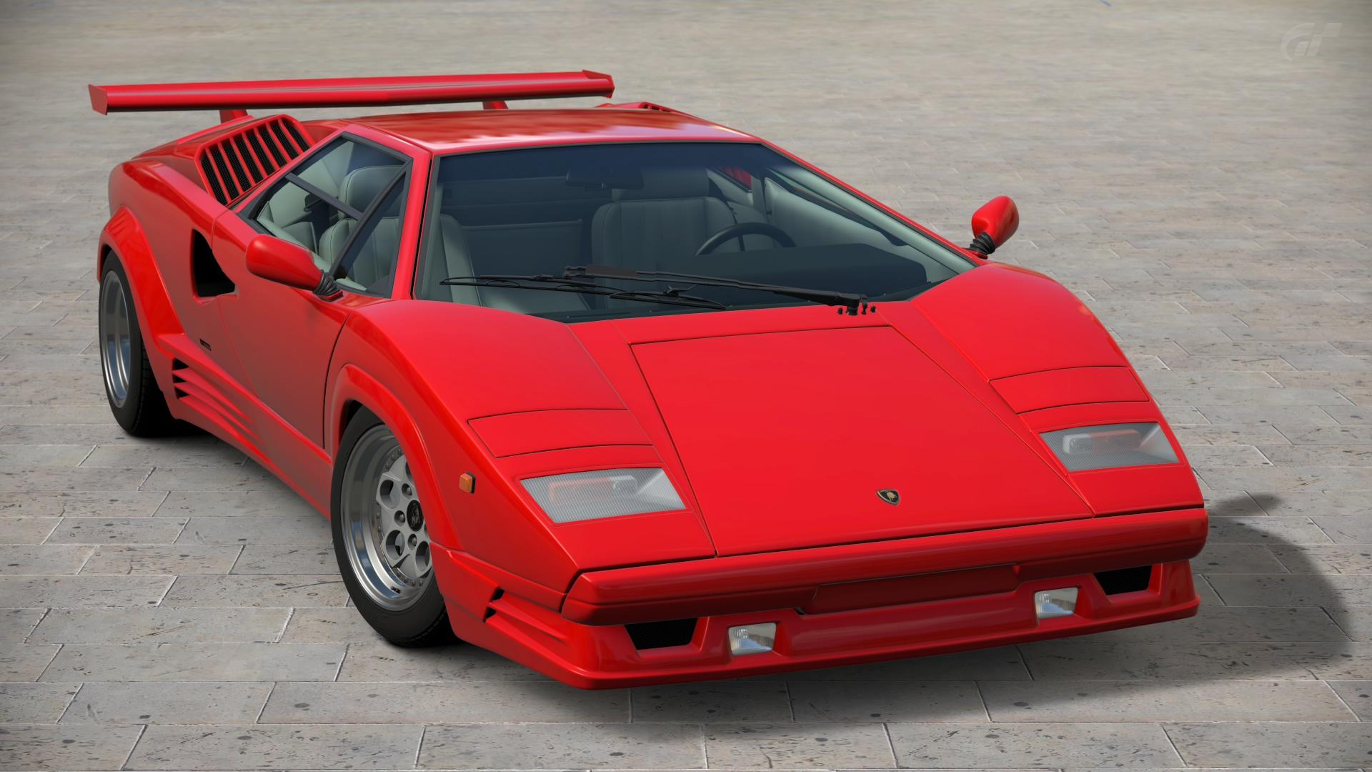 lamborghini_countach_25th_anniversary__gt6__by_vertualissimo-d774qy6 Elegant Lamborghini Countach 25th Anniversary Specs Cars Trend