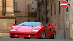 Lamborghini Countach 25th Anniversary (GT6)