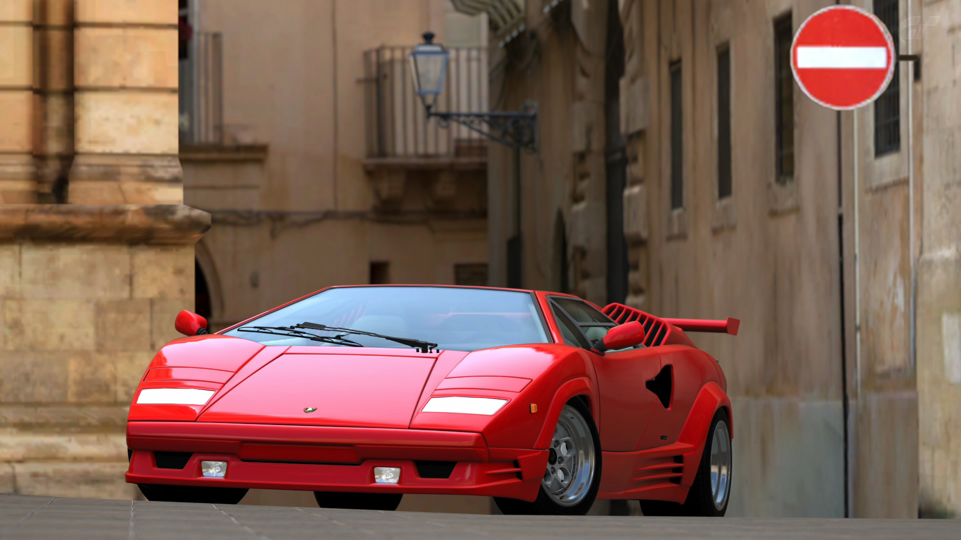 lamborghini_countach_25th_anniversary__gt6__by_vertualissimo-d774rvl Elegant Lamborghini Countach 25th Anniversary Specs Cars Trend