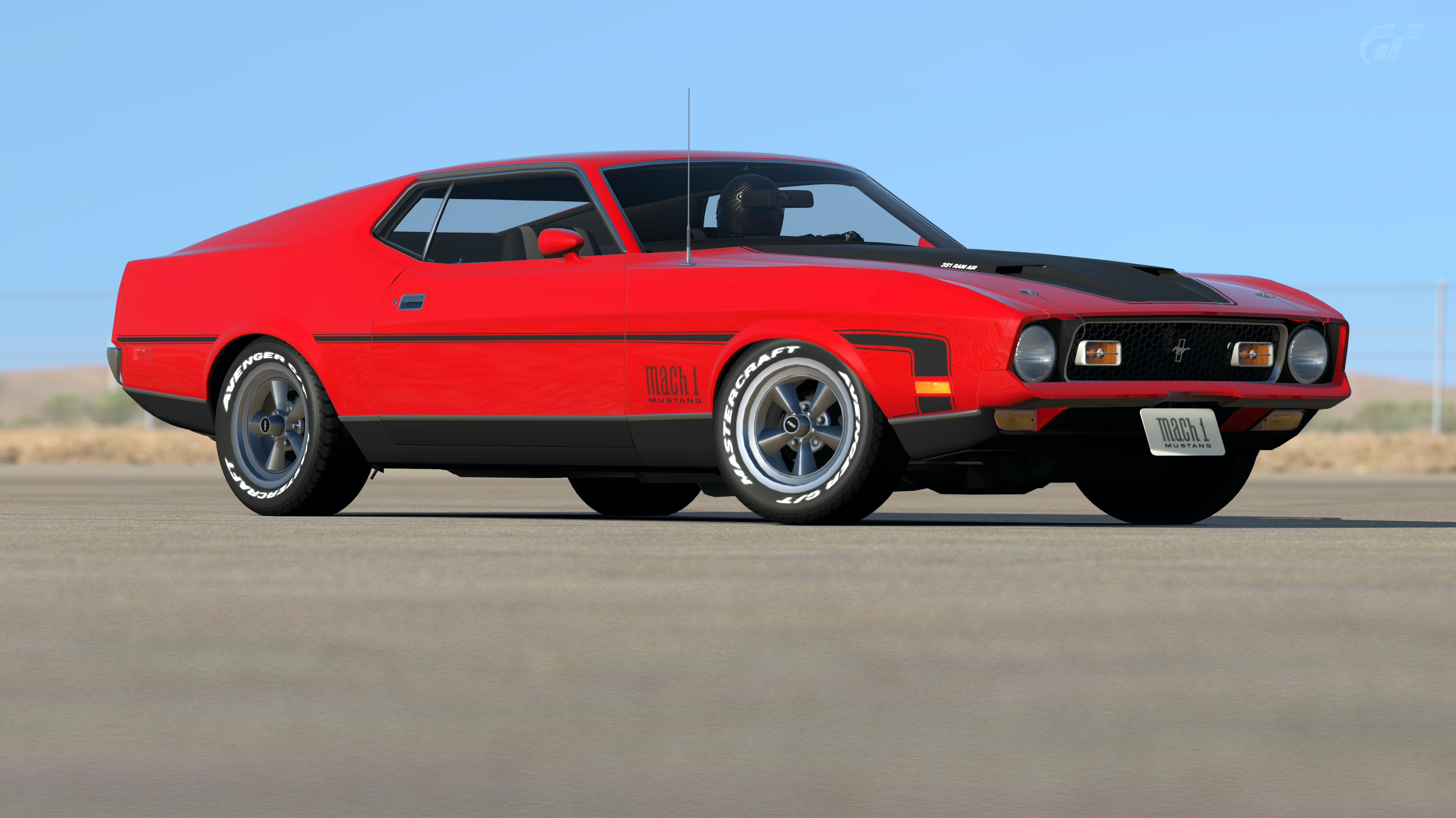1971 ford mustang mach 1 gran turismo 6 by vertualissimo on. Cars Review. Best American Auto & Cars Review