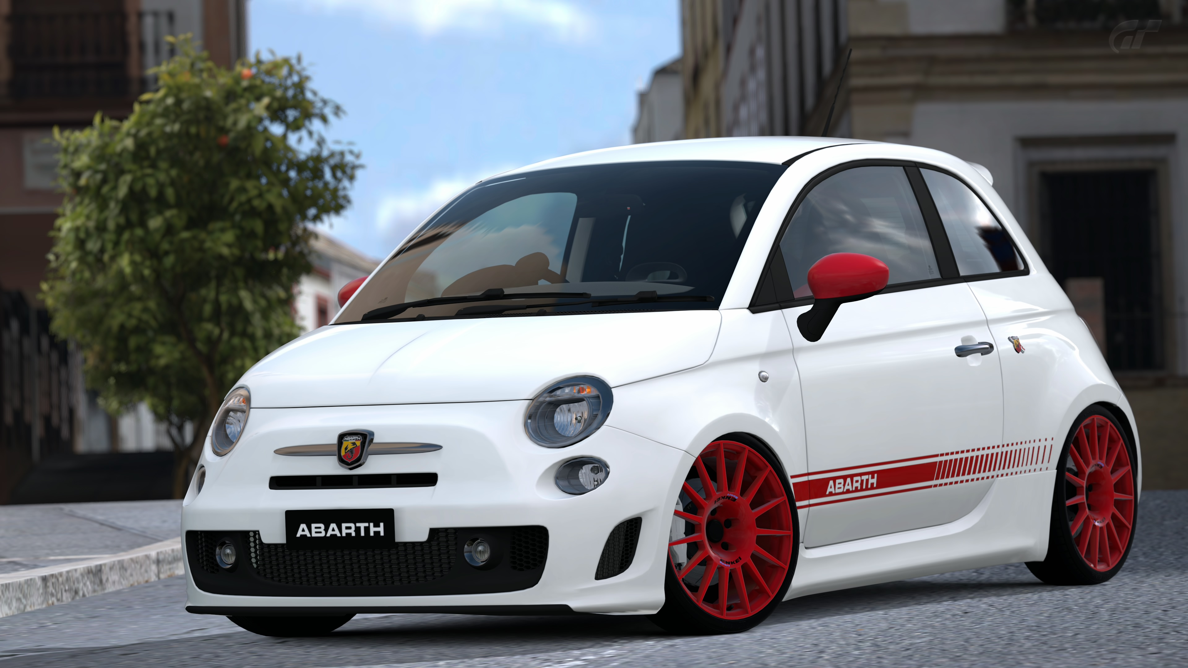 Fiat 500 Abarth Gran Turismo 6 By Vertualissimo On