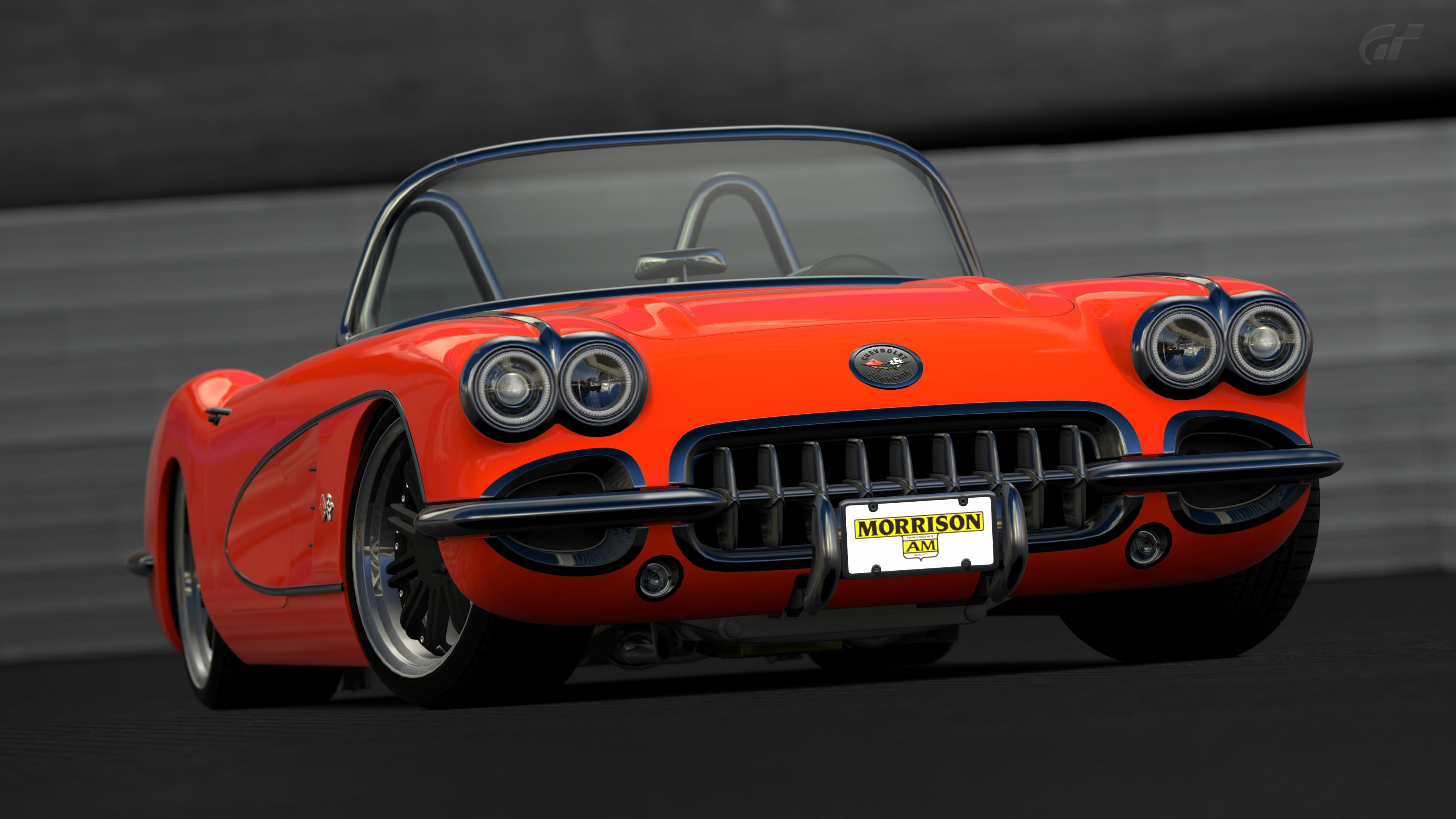Art Morrison 1960 Chevrolet Corvette By Vertualissimo On