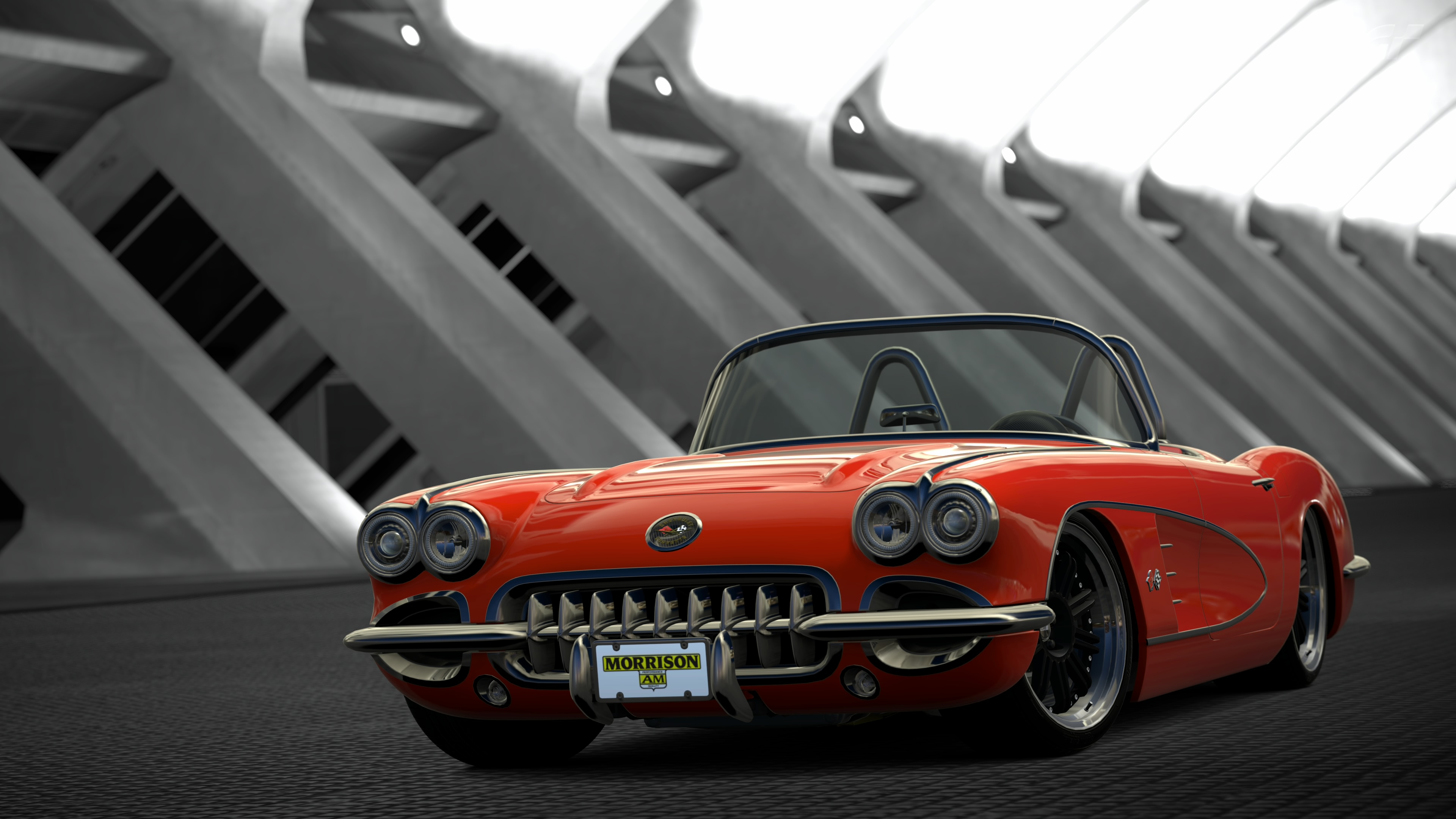 Art Morrison 1960 Chevrolet Corvette by Vertualissimo on deviantART