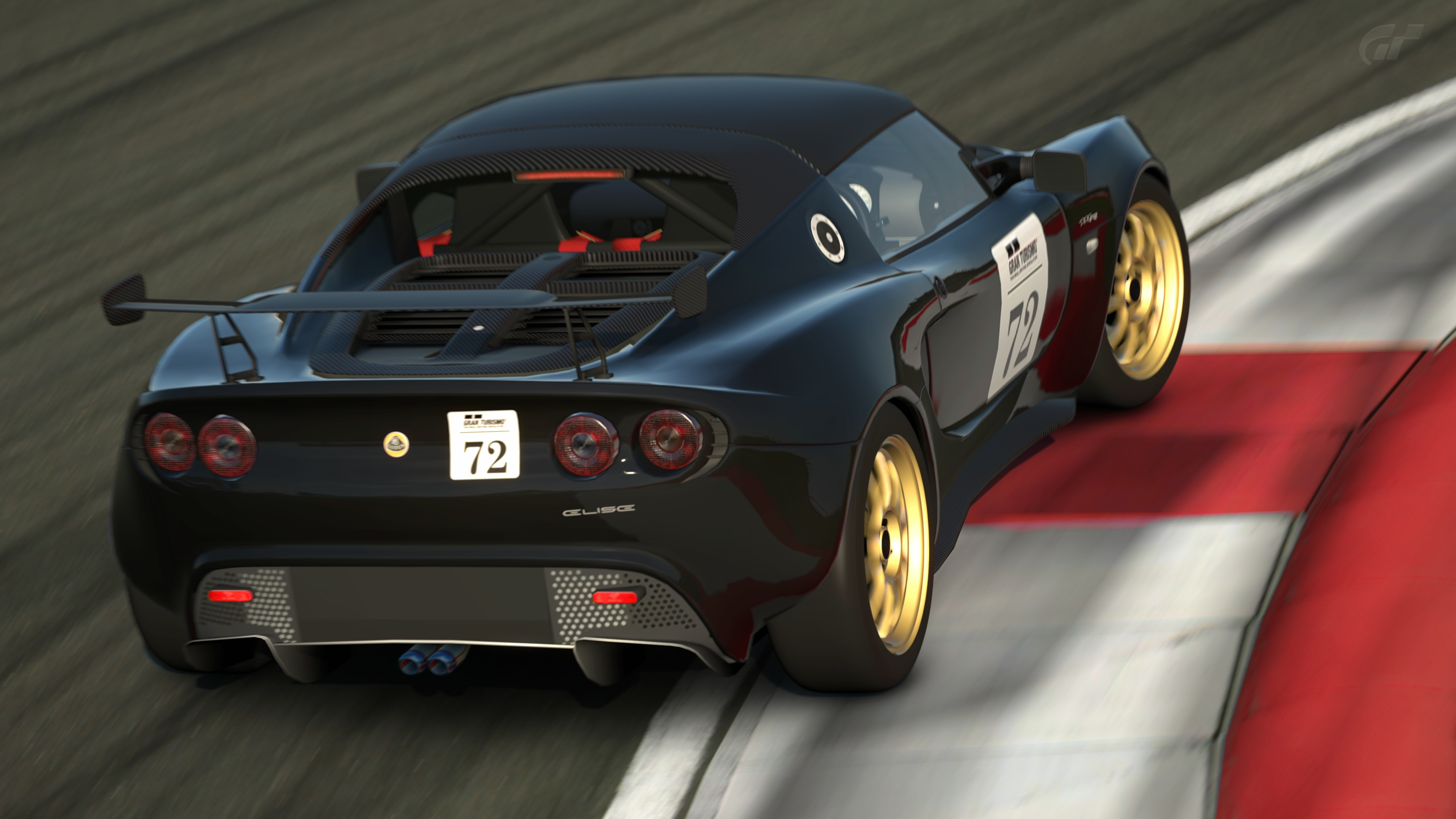 lotus elise 111r race car gran turismo 6 by vertualissimo on deviantart. Black Bedroom Furniture Sets. Home Design Ideas