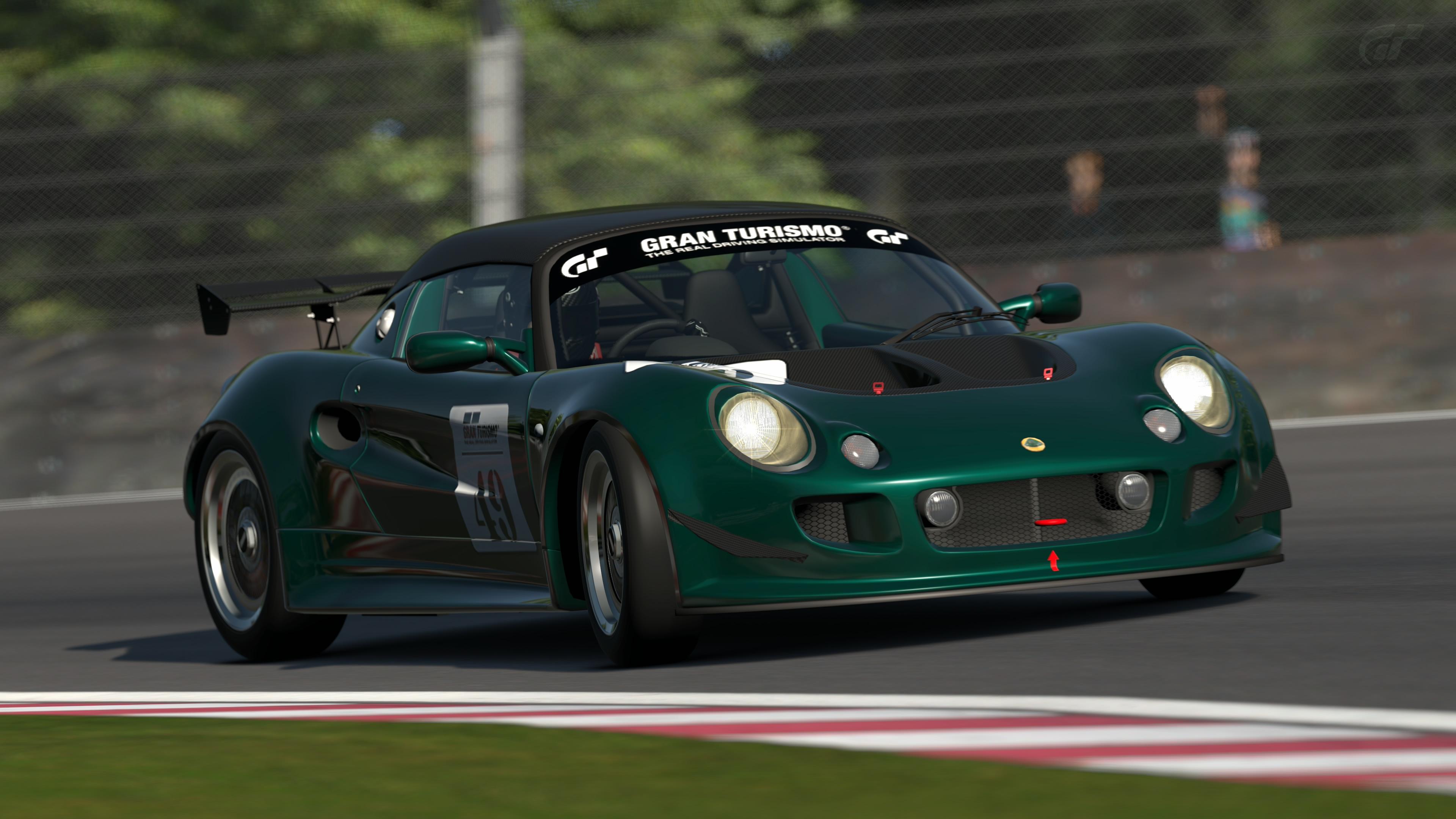 lotus_elise_race_car__gran_turismo_6__by_vertualissimo-d79sagt Remarkable Lotus Carlton Gran Turismo 5 Cars Trend