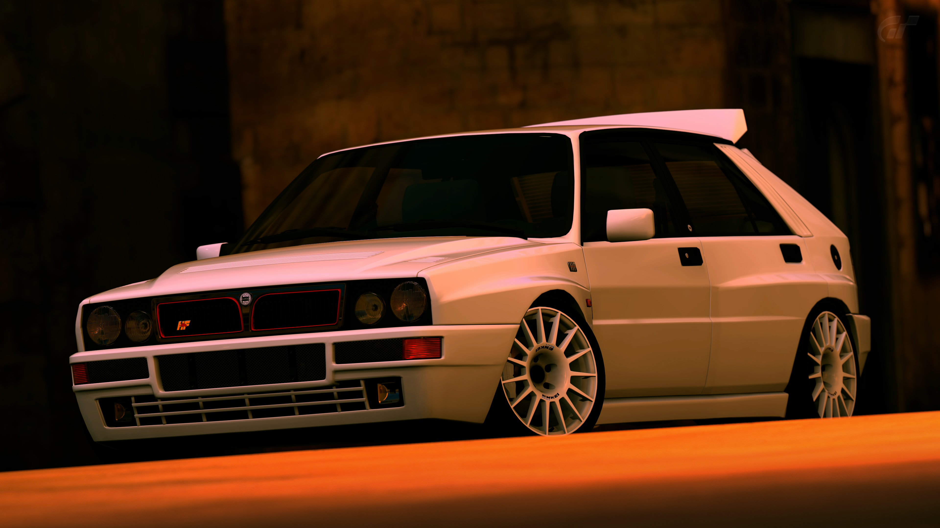 lancia delta hf integrale evoluzione gt6 by vertualissimo on deviantart. Black Bedroom Furniture Sets. Home Design Ideas