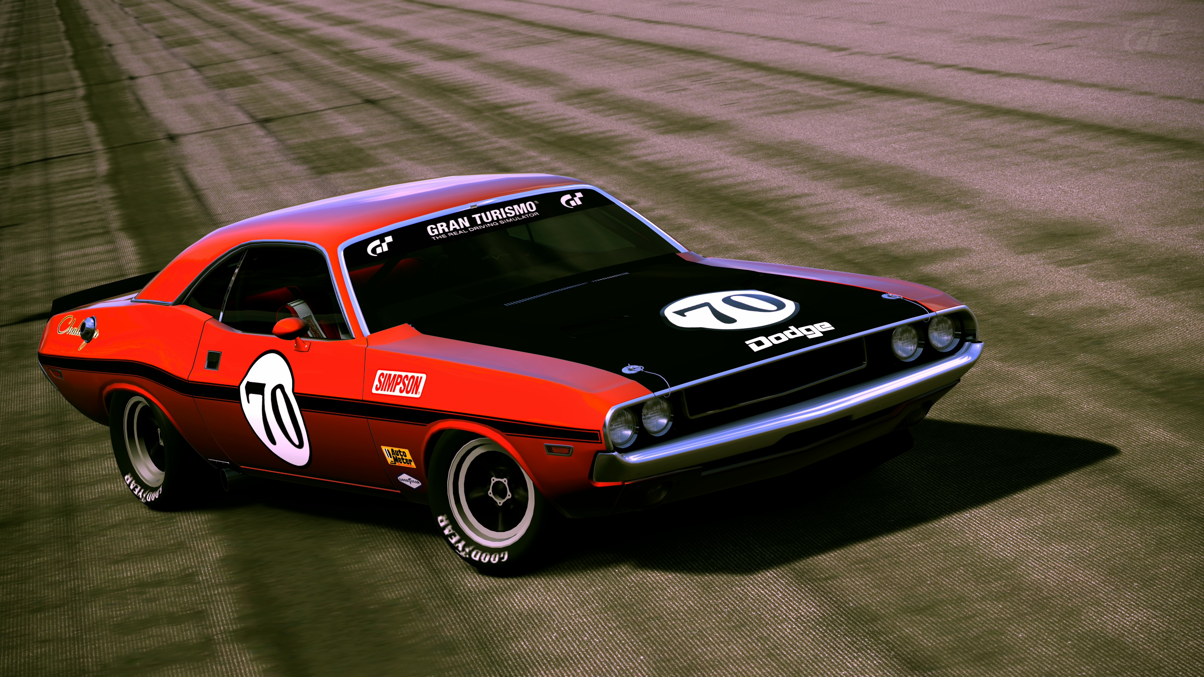 1970 Dodge Challenger R/T Race Car by Vertualissimo on ...