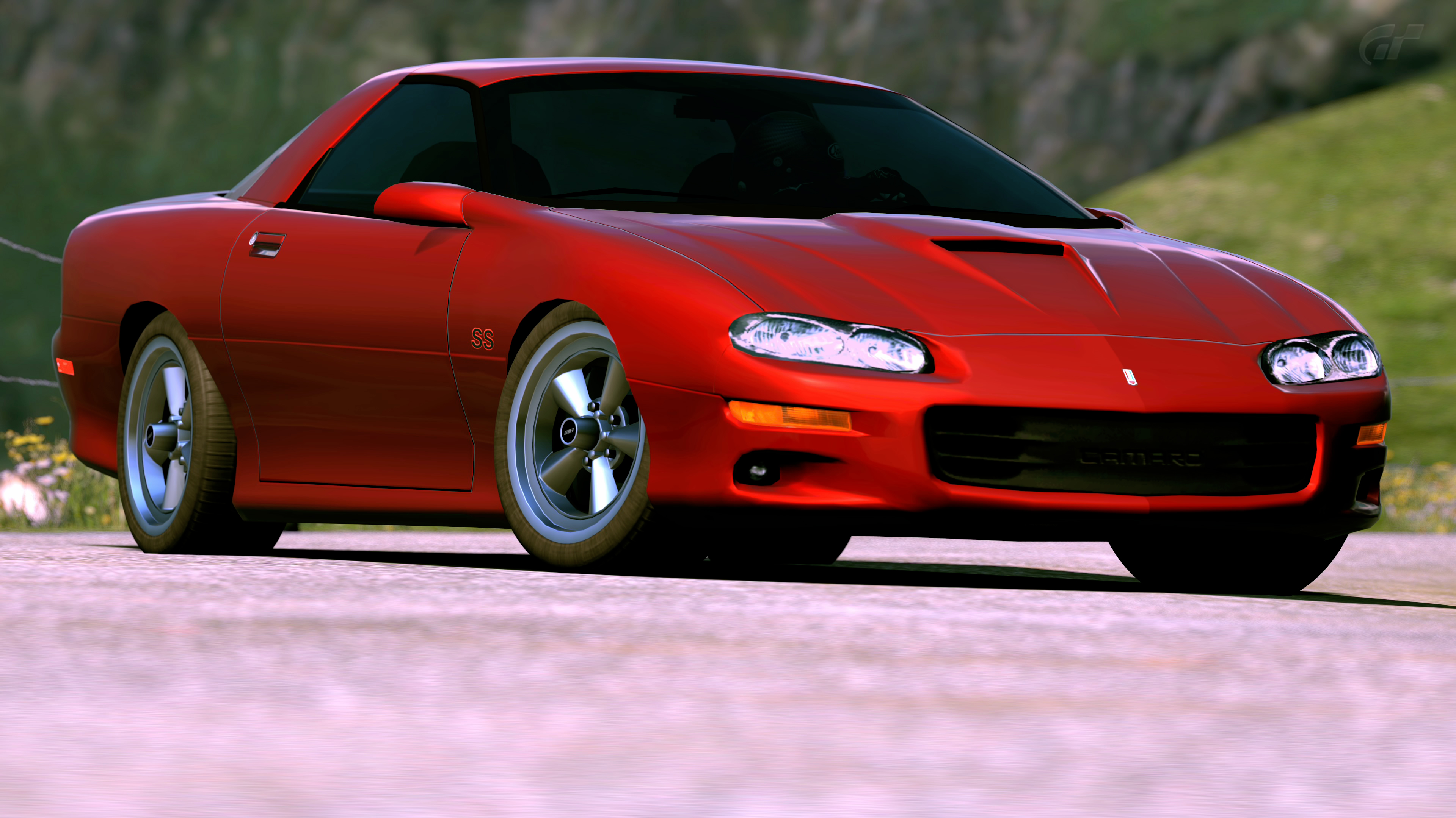 2000 chevrolet camaro ss gran turismo 6 by vertualissimo. Black Bedroom Furniture Sets. Home Design Ideas