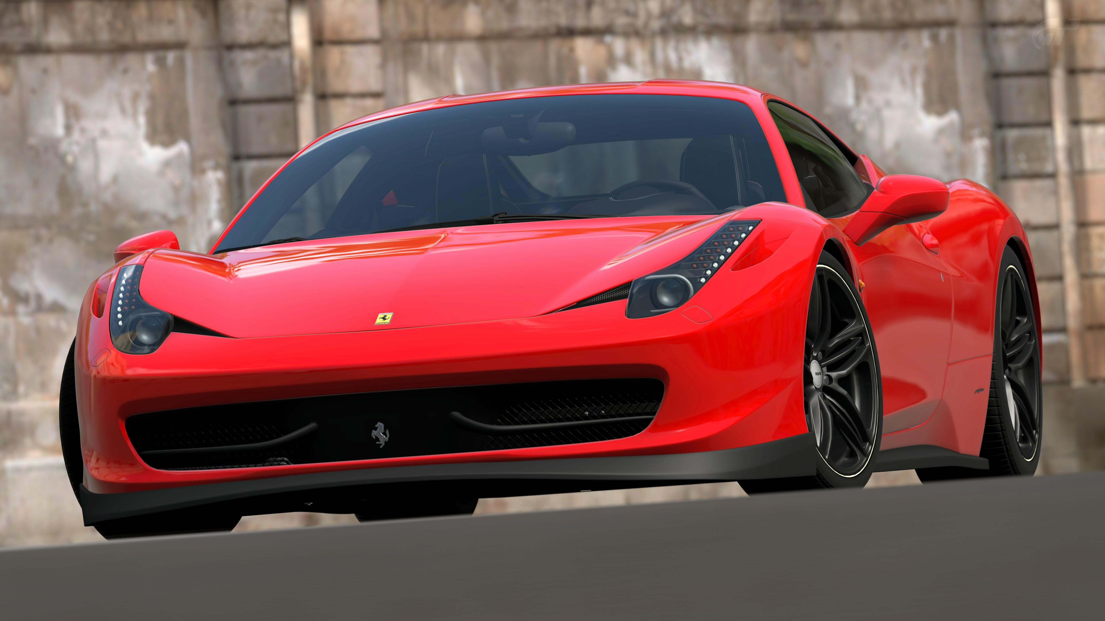 Ferrari 458 Italia (Gran Turismo 6) by Vertualissimo