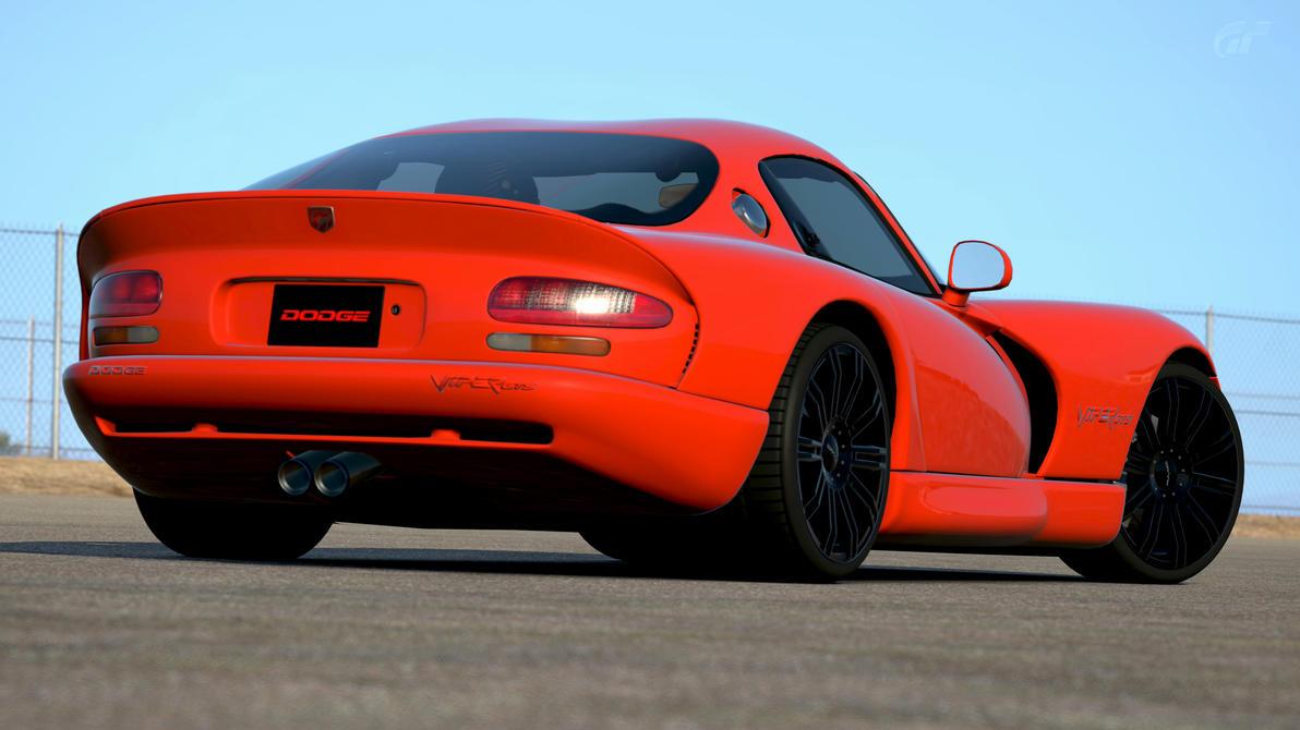 2002 Dodge Viper GTS (Gran Turismo 6) by Vertualissimo on DeviantArt