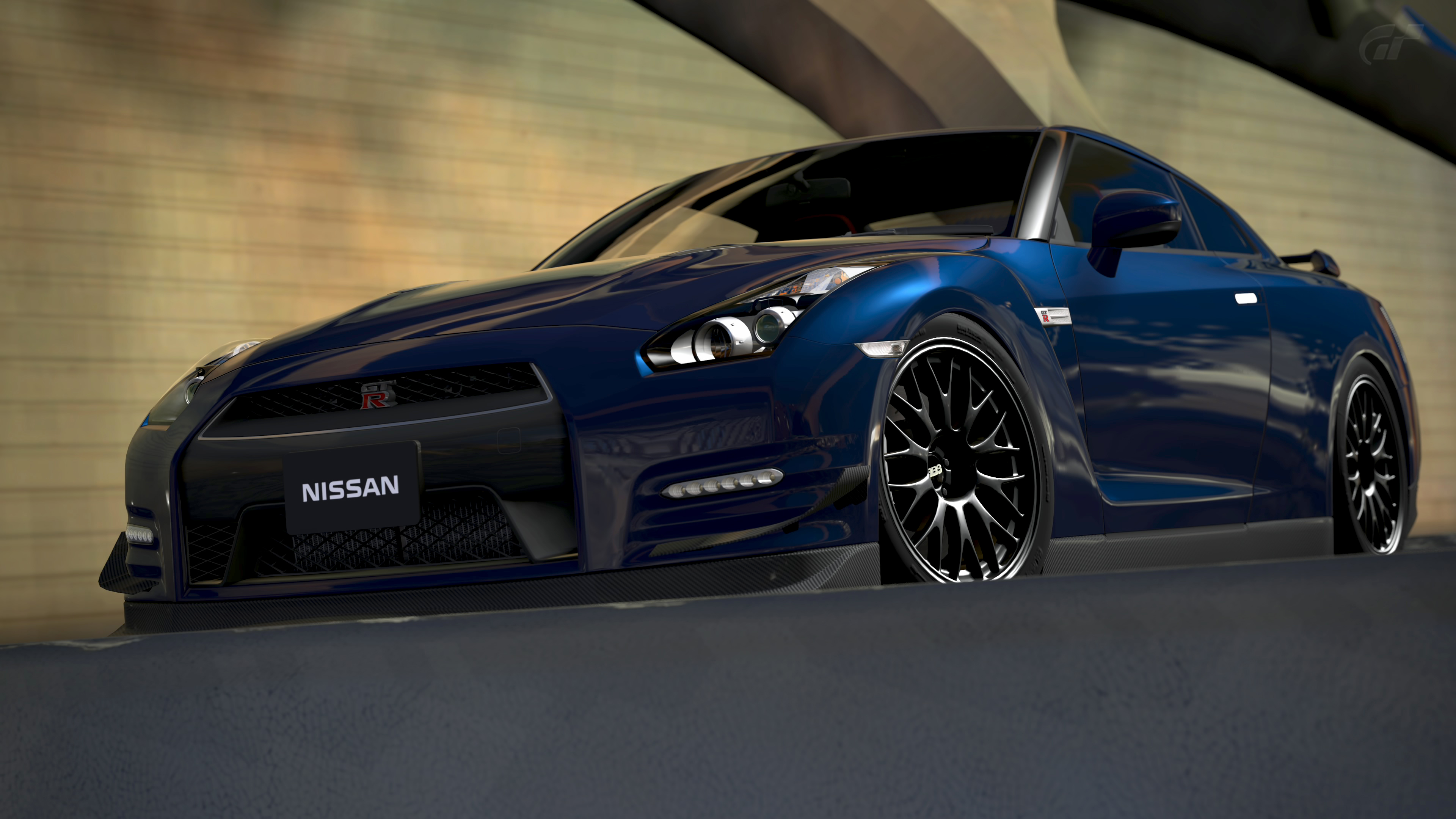 Nissan Gt R Black Edition Gran Turismo 6 By