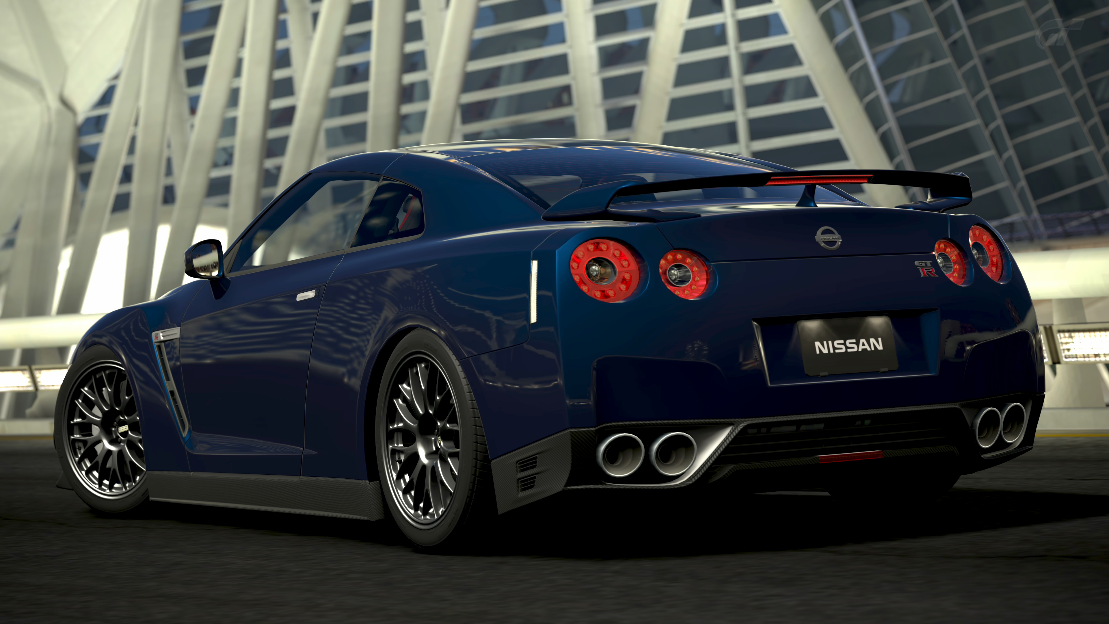 nissan gt r black edition gran turismo 6 by vertualissimo on deviantart. Black Bedroom Furniture Sets. Home Design Ideas