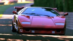 Lamborghini Countach 25th Anniversary (GT6) by Vertualissimo