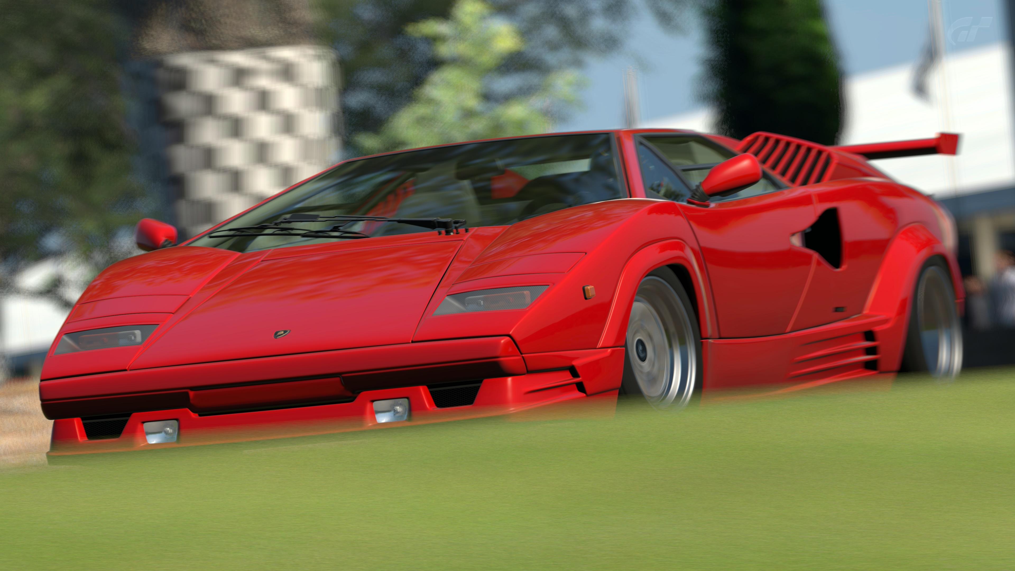 lamborghini_countach_25th_anniversary__gt6__by_vertualissimo-d7ht88x Elegant Lamborghini Countach 25th Anniversary Specs Cars Trend