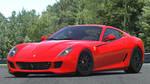 Ferrari 599 GTB Fiorano (Gran Turismo 6)
