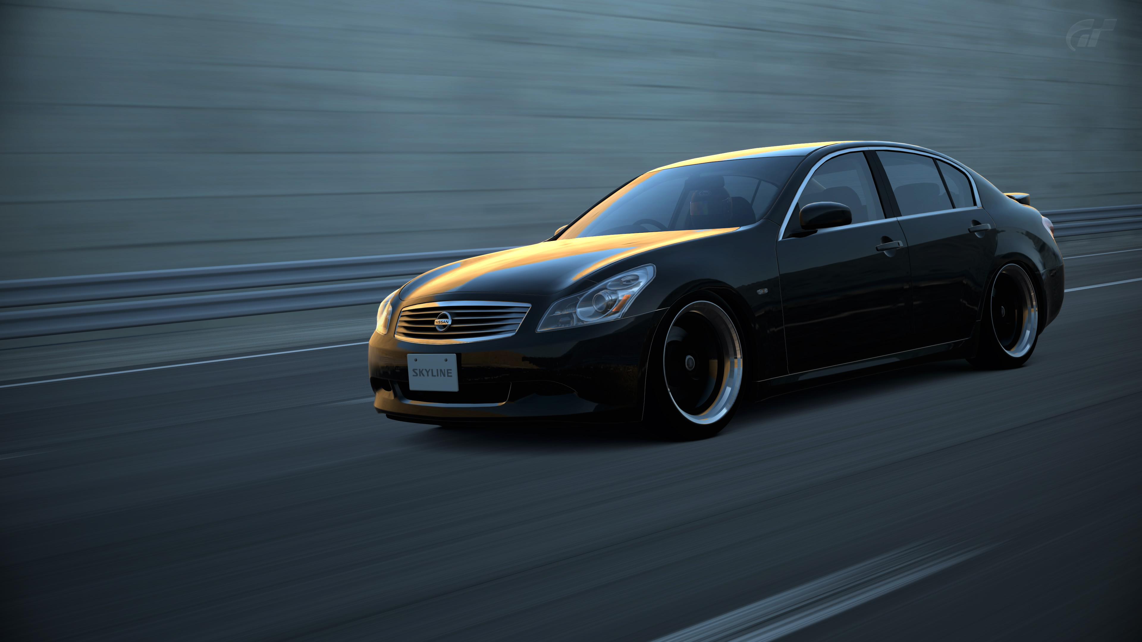 Nissan Skyline Sedan 350gt Type Sp Gt6 By Vertualissimo