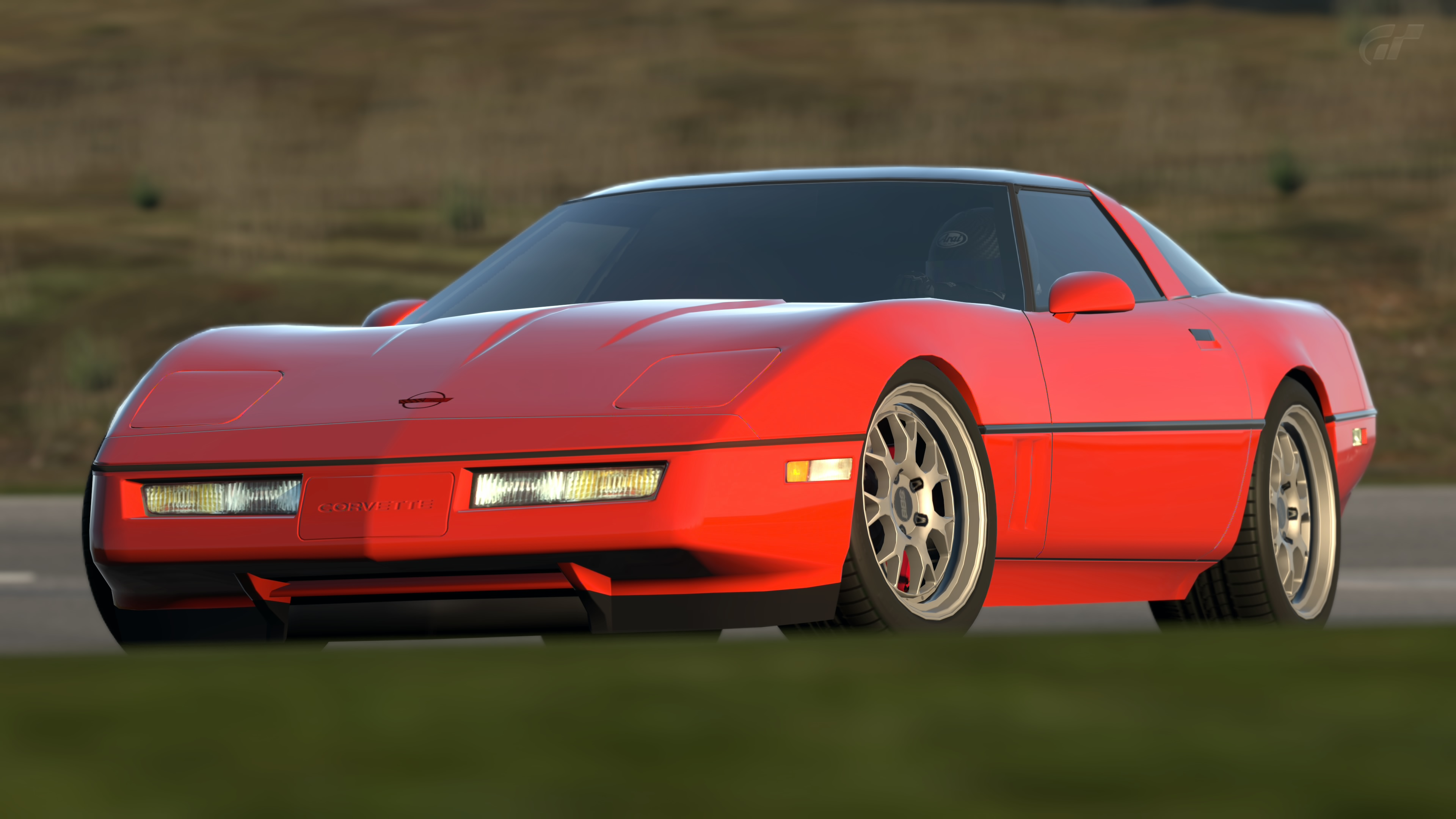 1990 chevrolet corvette zr 1 c4 gran turismo 6 by vertualissimo on deviantart. Black Bedroom Furniture Sets. Home Design Ideas