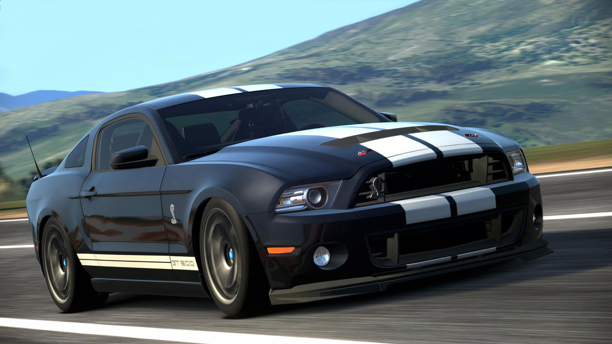 2013 Ford Mustang Shelby GT500 (Gran Turismo 6) by Vertualissimo on ...