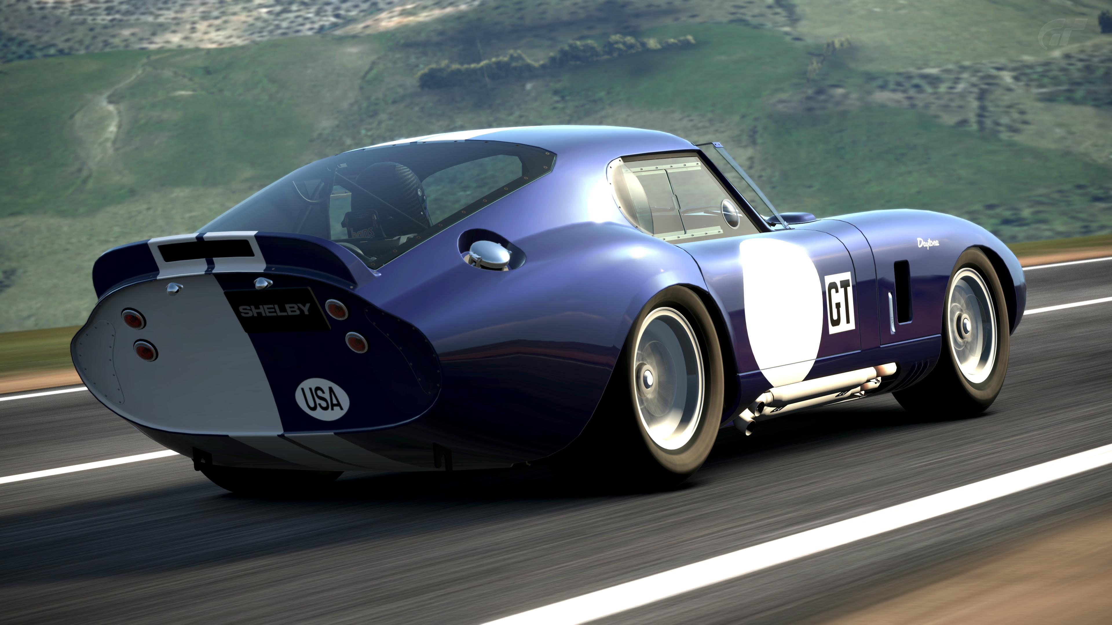 1964 shelby cobra daytona coupe gran turismo 6 by vertualissimo