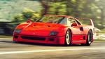 Ferrari F40 (Gran Turismo 6)