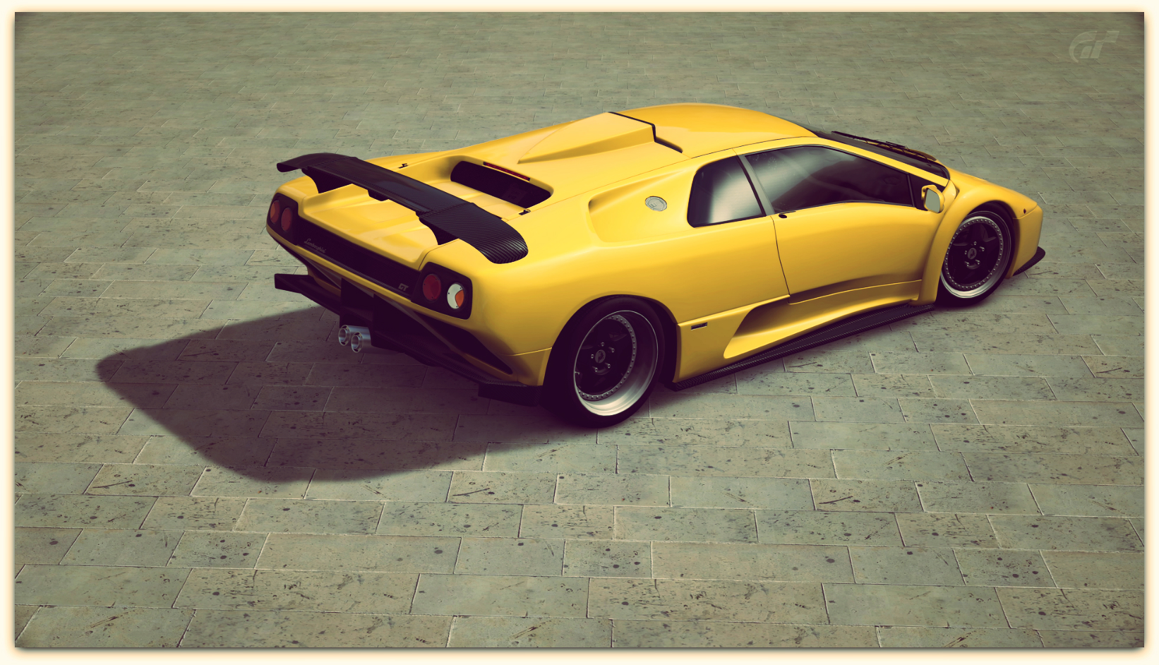 lamborghini diablo gt gran turismo 6 by vertualissimo on. Black Bedroom Furniture Sets. Home Design Ideas