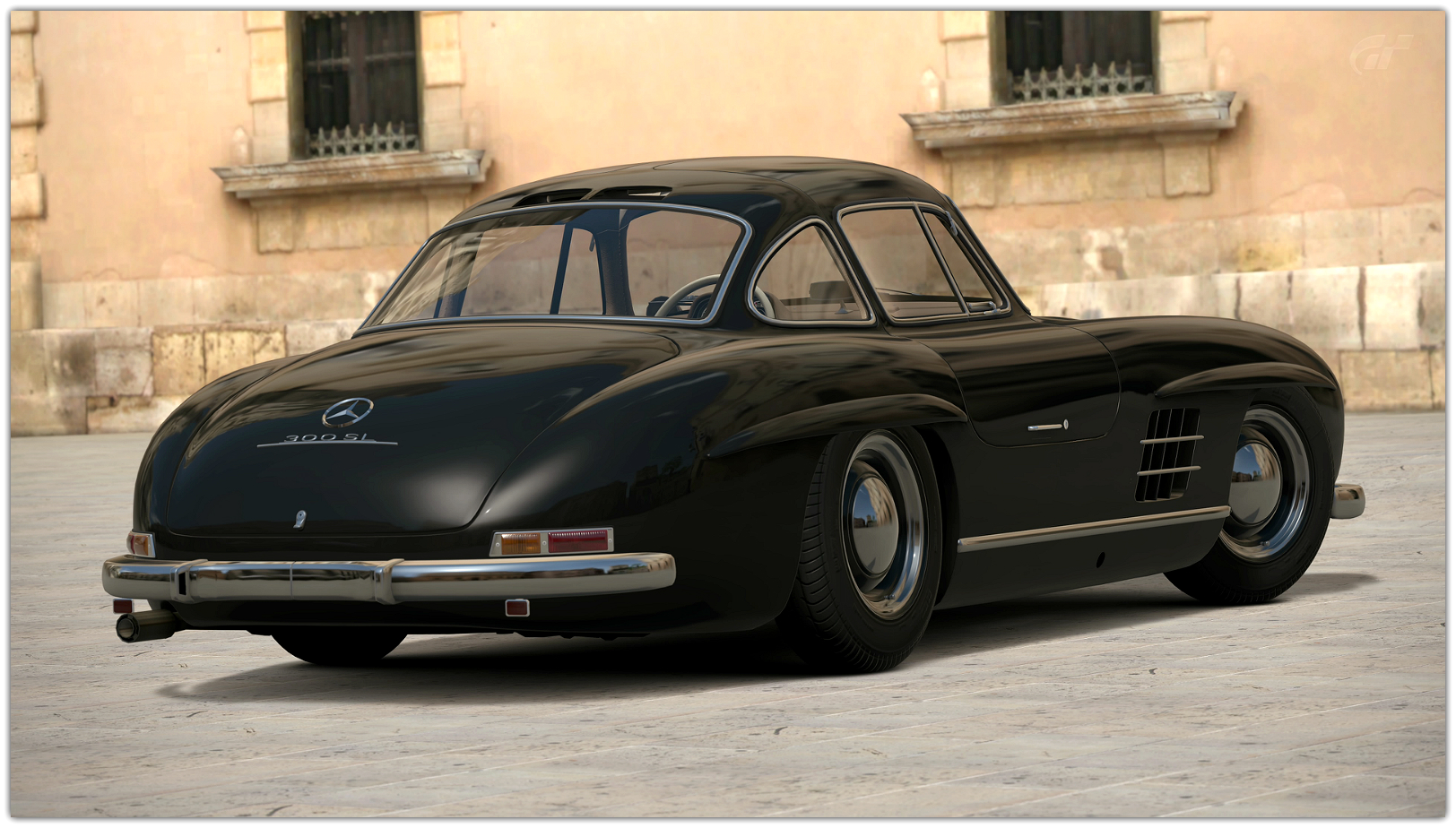 1954 mercedes benz 300sl gullwing gran turismo 6 by for 1954 mercedes benz 300sl