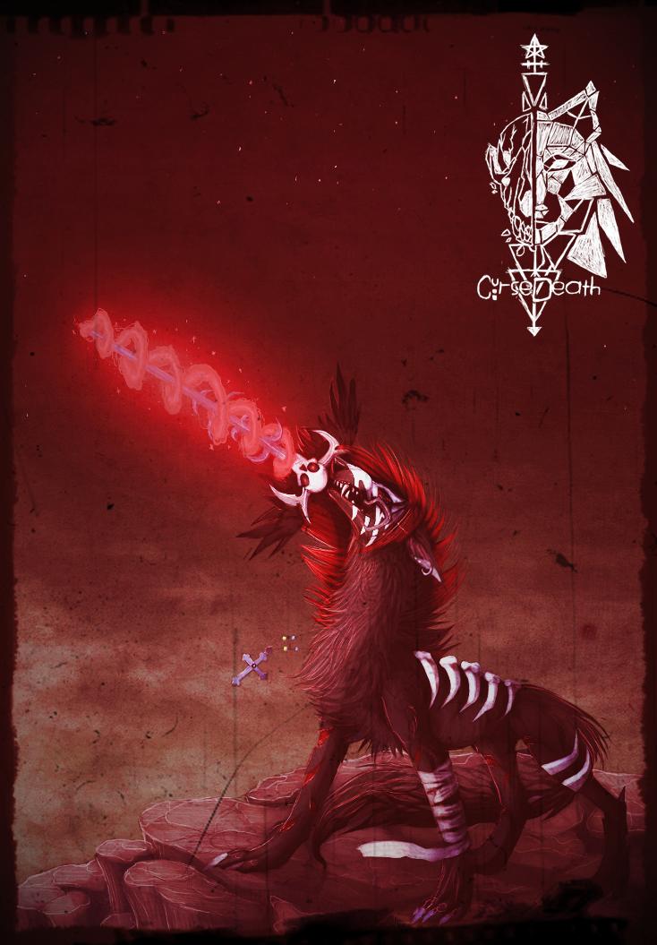 Fenrir Queen by CurseDeath