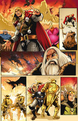 Thor Page 01 Ink Copia